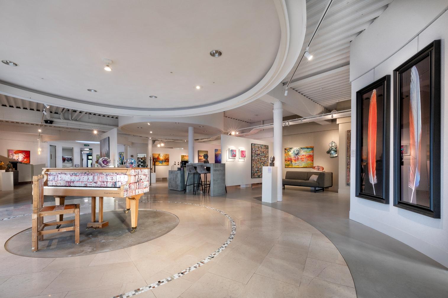 gallery bezoeken