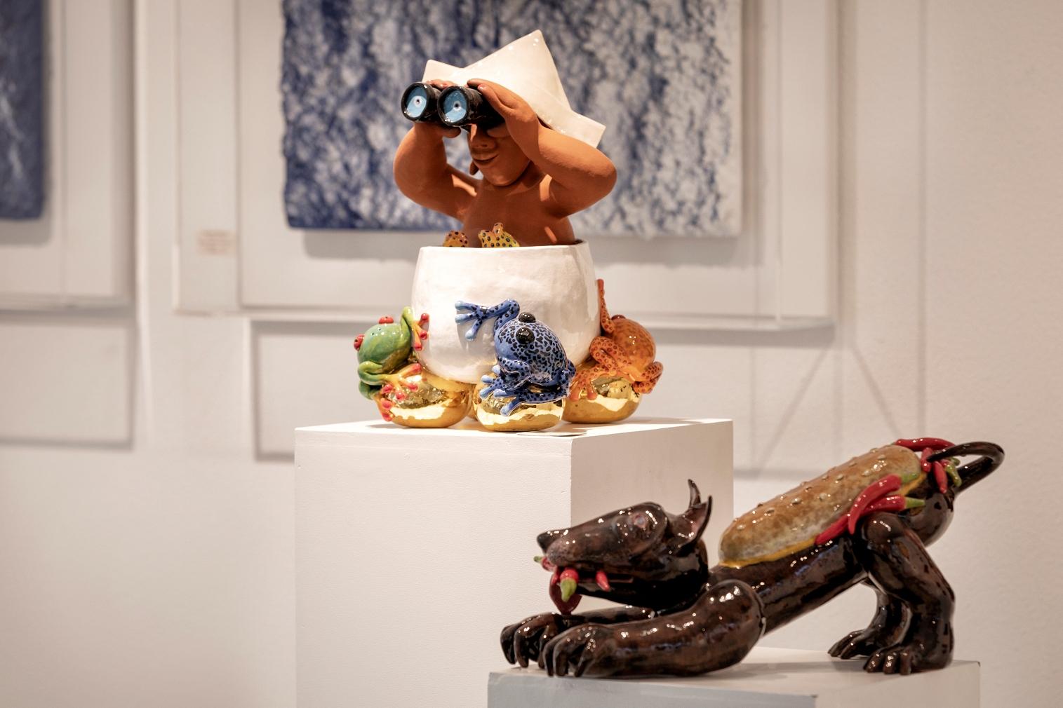 Sfeer Kunstgalerie 7 dagen per week OPEN op afspraak