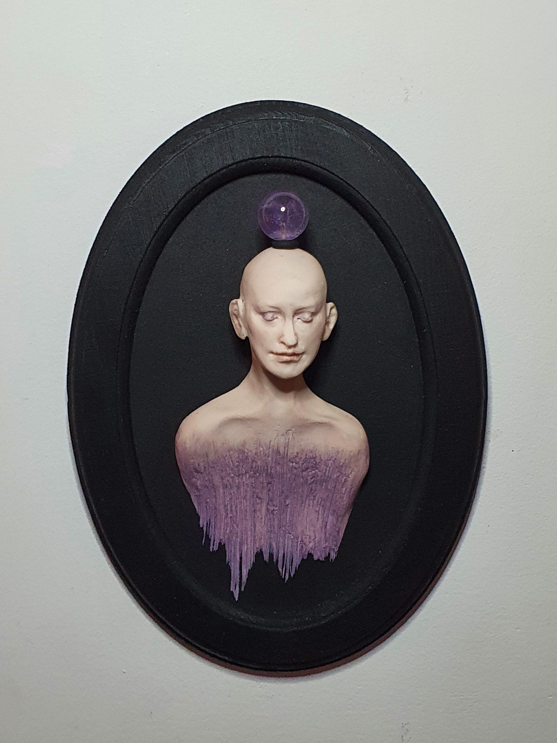 Kunst: Een vreemde kwast van kunstenaar Saskia Hoeboer