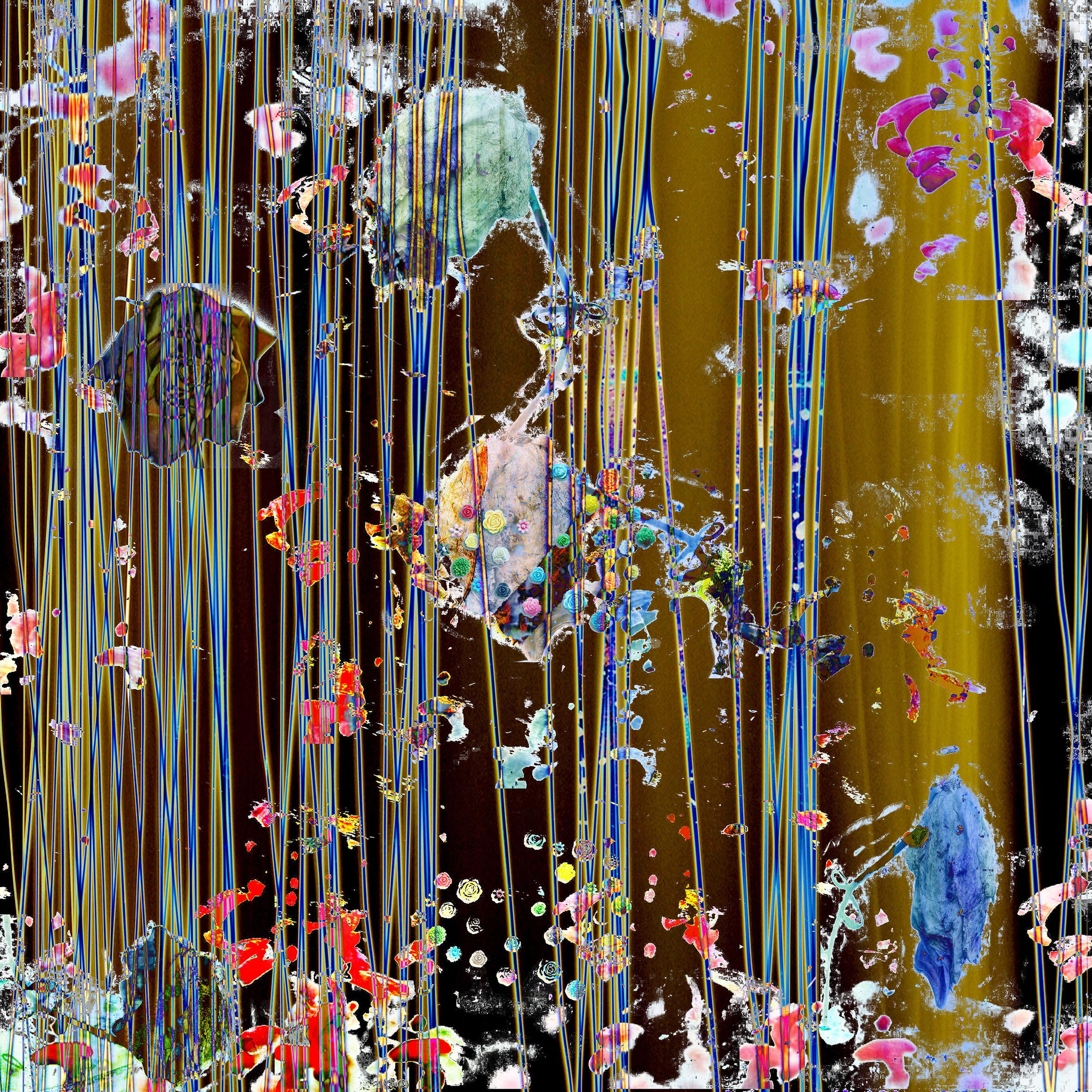 Kunst: A new archeology opus 12 van kunstenaar Geert Lemmers