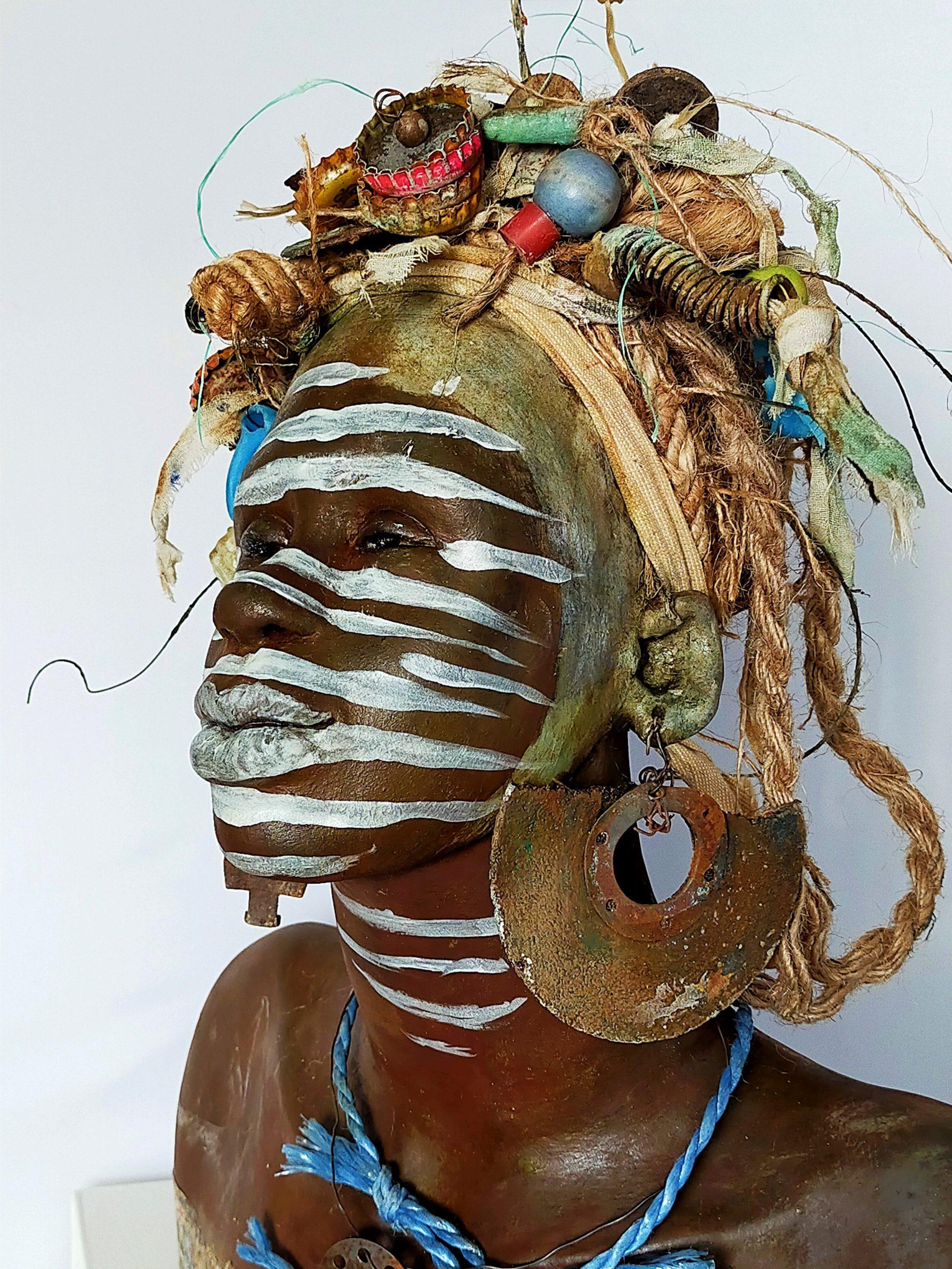 Kunst: Amara  – Onsterfelijk van kunstenaar Lilian Wessels