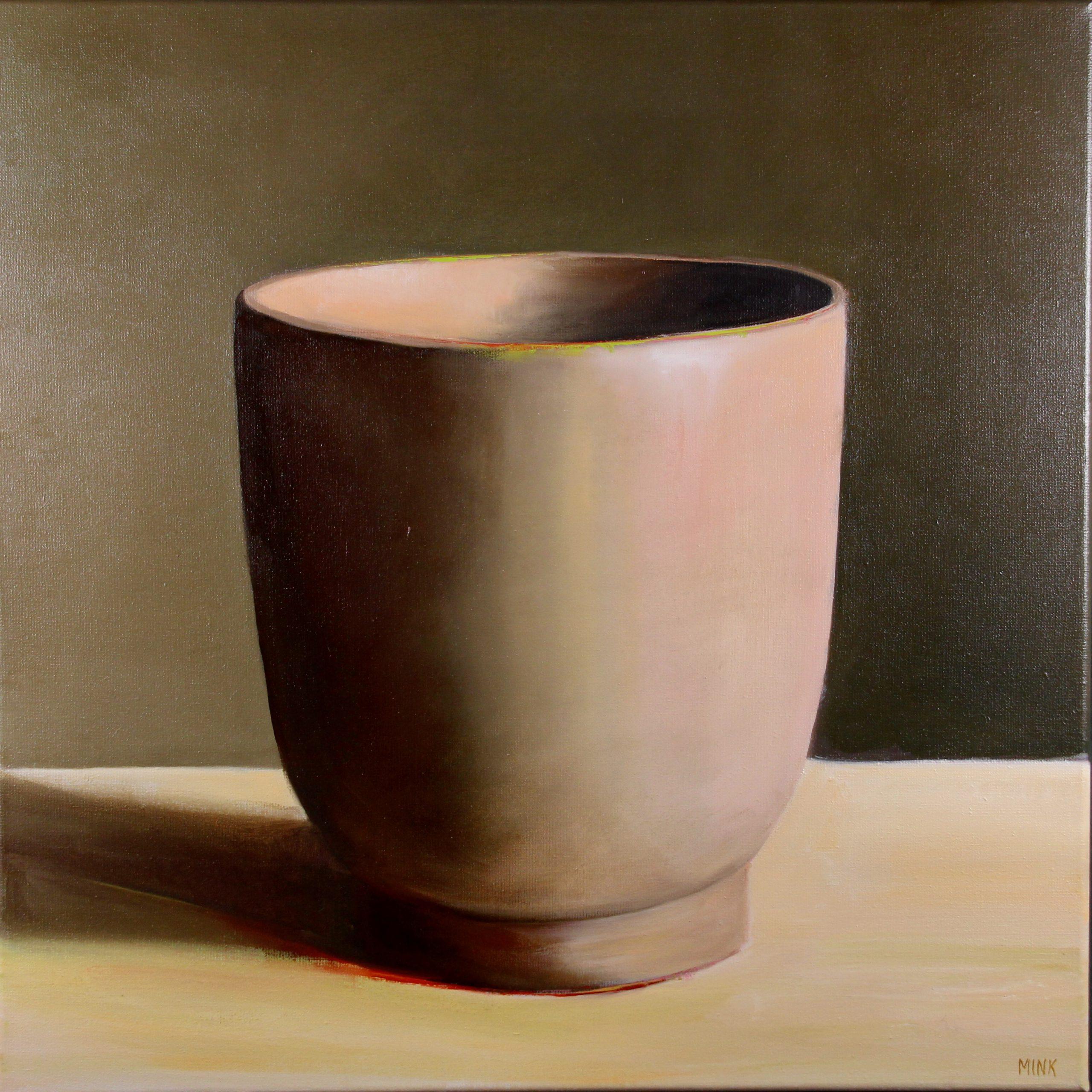 Kunst: Athens – Sepia Pottery van kunstenaar Minke Buikema