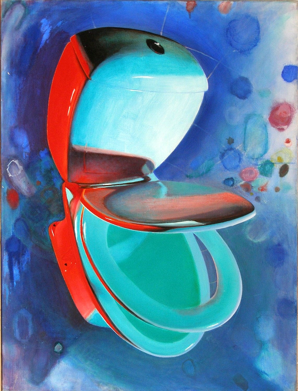 Kunst: clean van kunstenaar Leo Wijnhoven