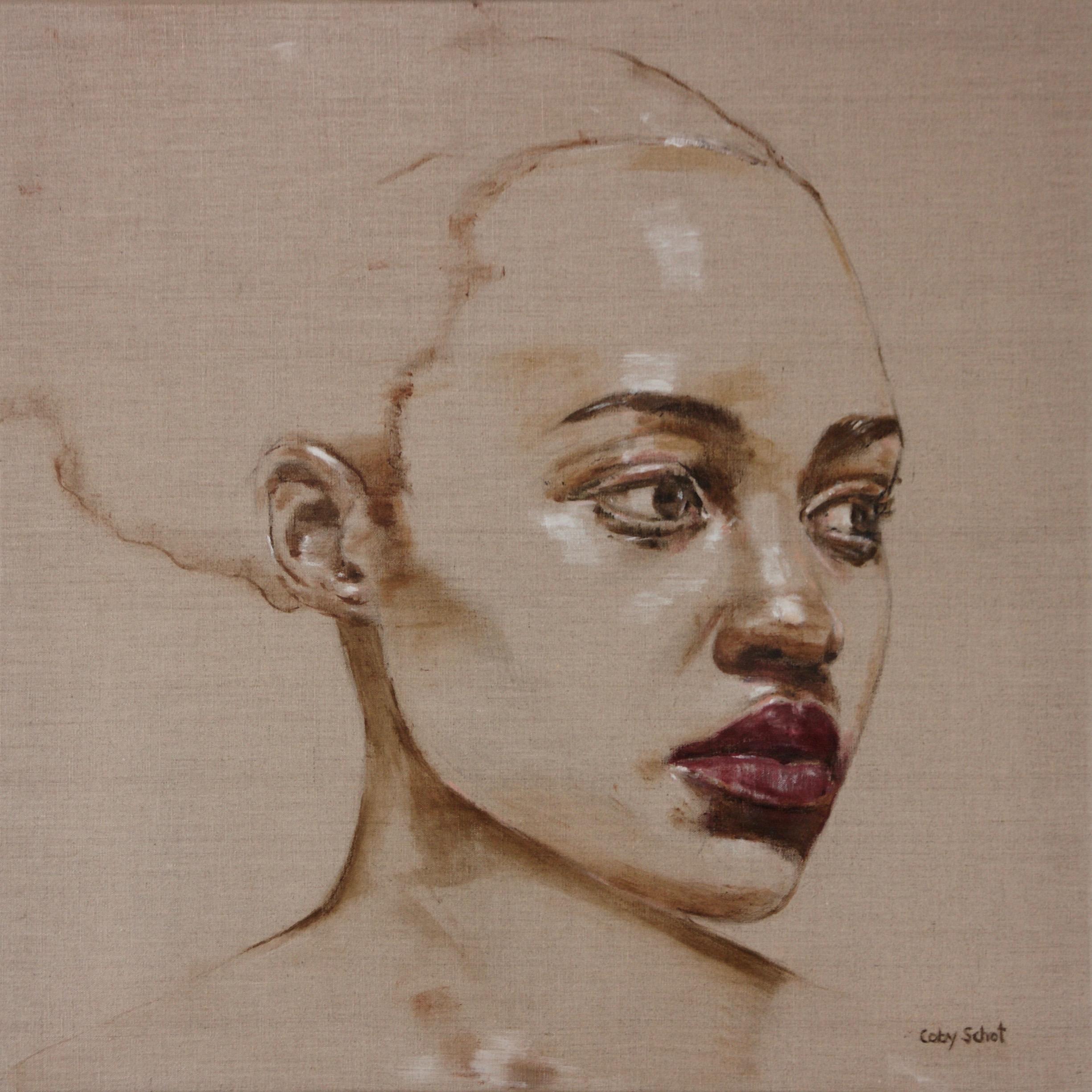 Kunst: 'Compassion' van kunstenaar Coby Schot