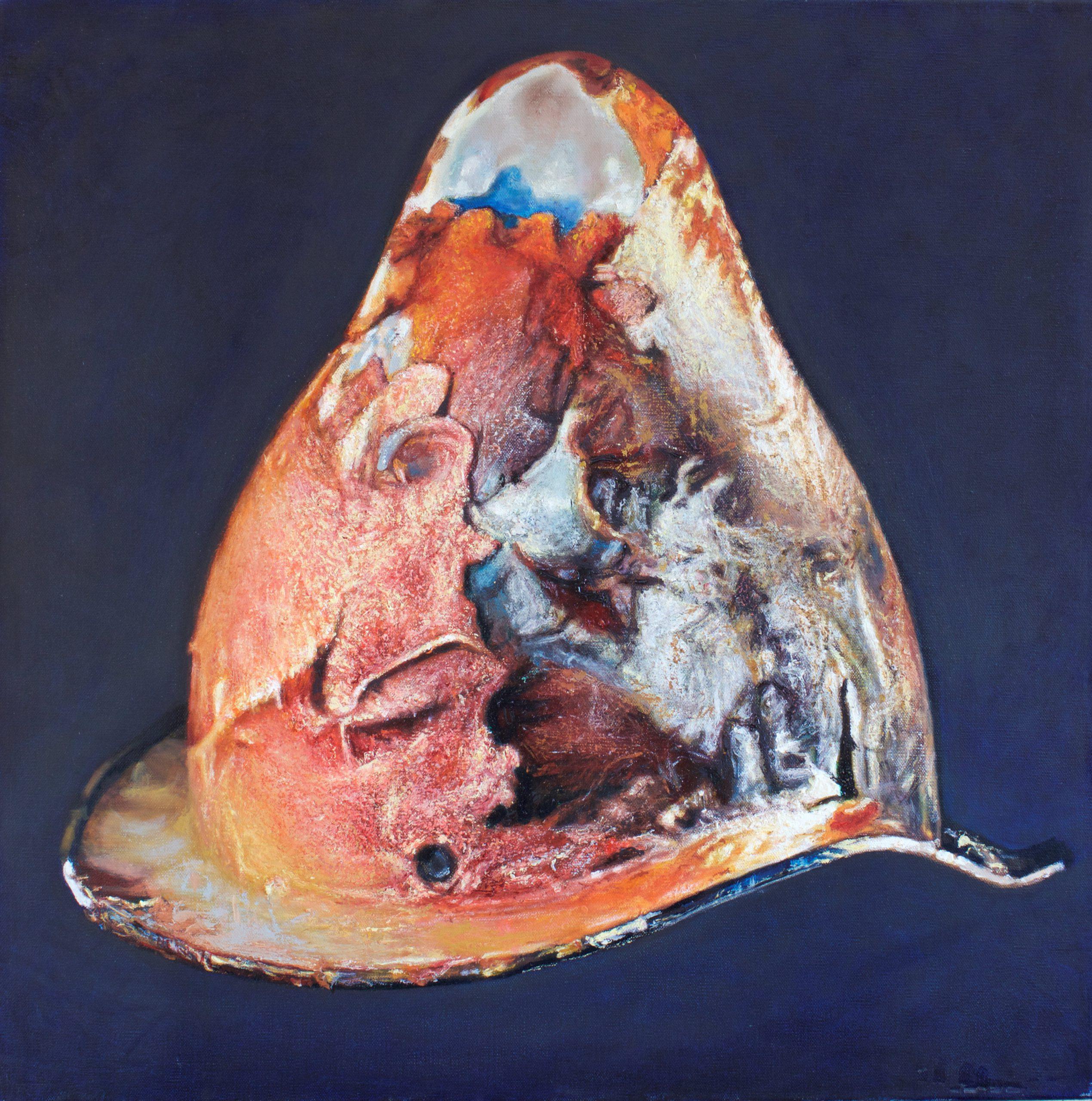 Kunst: conquistadores van kunstenaar Leo Wijnhoven