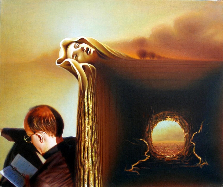 Kunst: horizons van kunstenaar Leo Wijnhoven