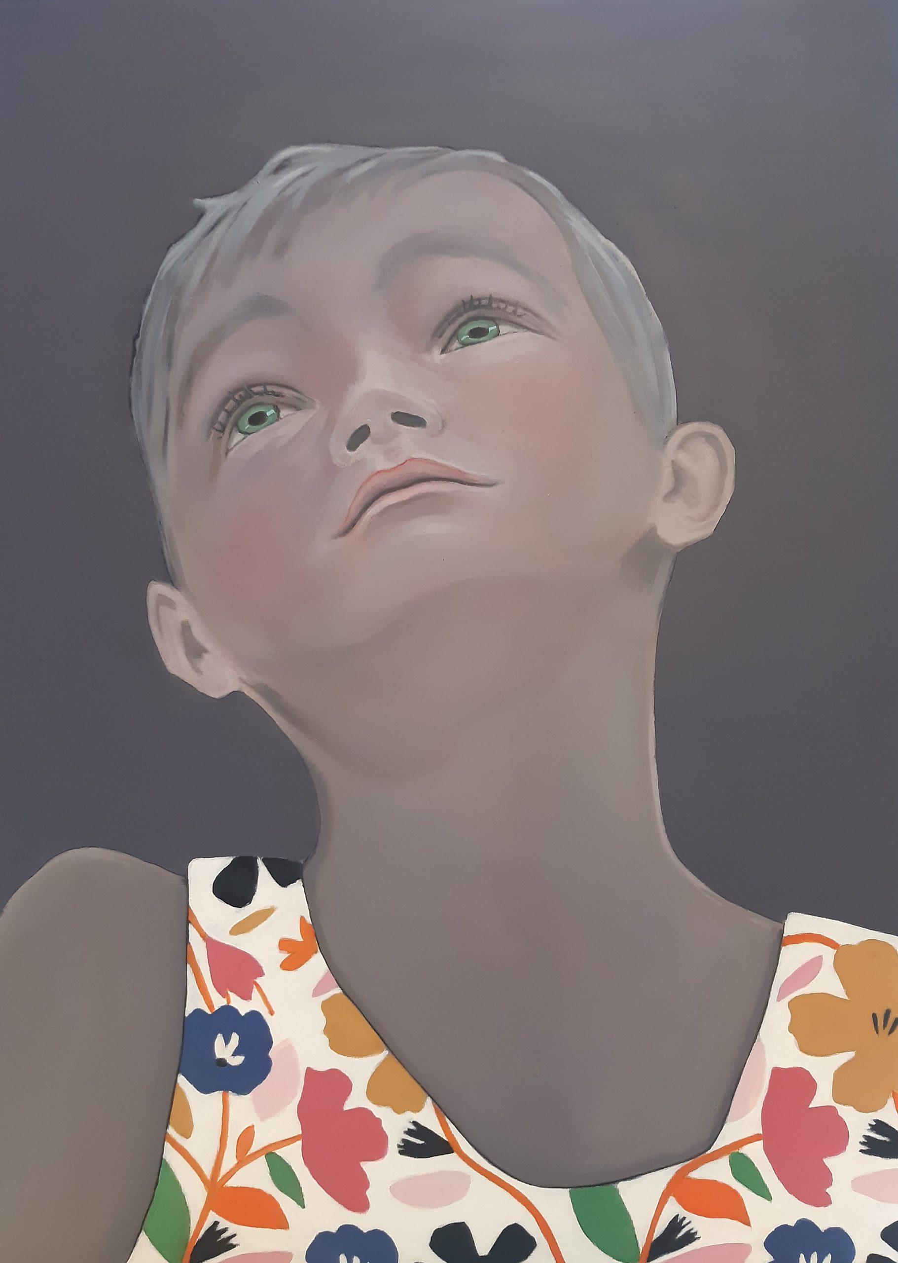 Kunst: Imagine van kunstenaar Jeanette van Dun