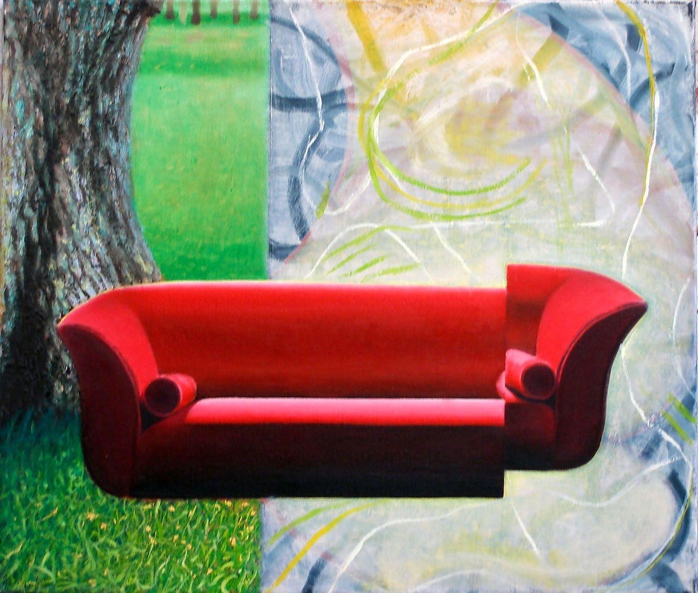 Kunst: klavertje 4 van kunstenaar Leo Wijnhoven