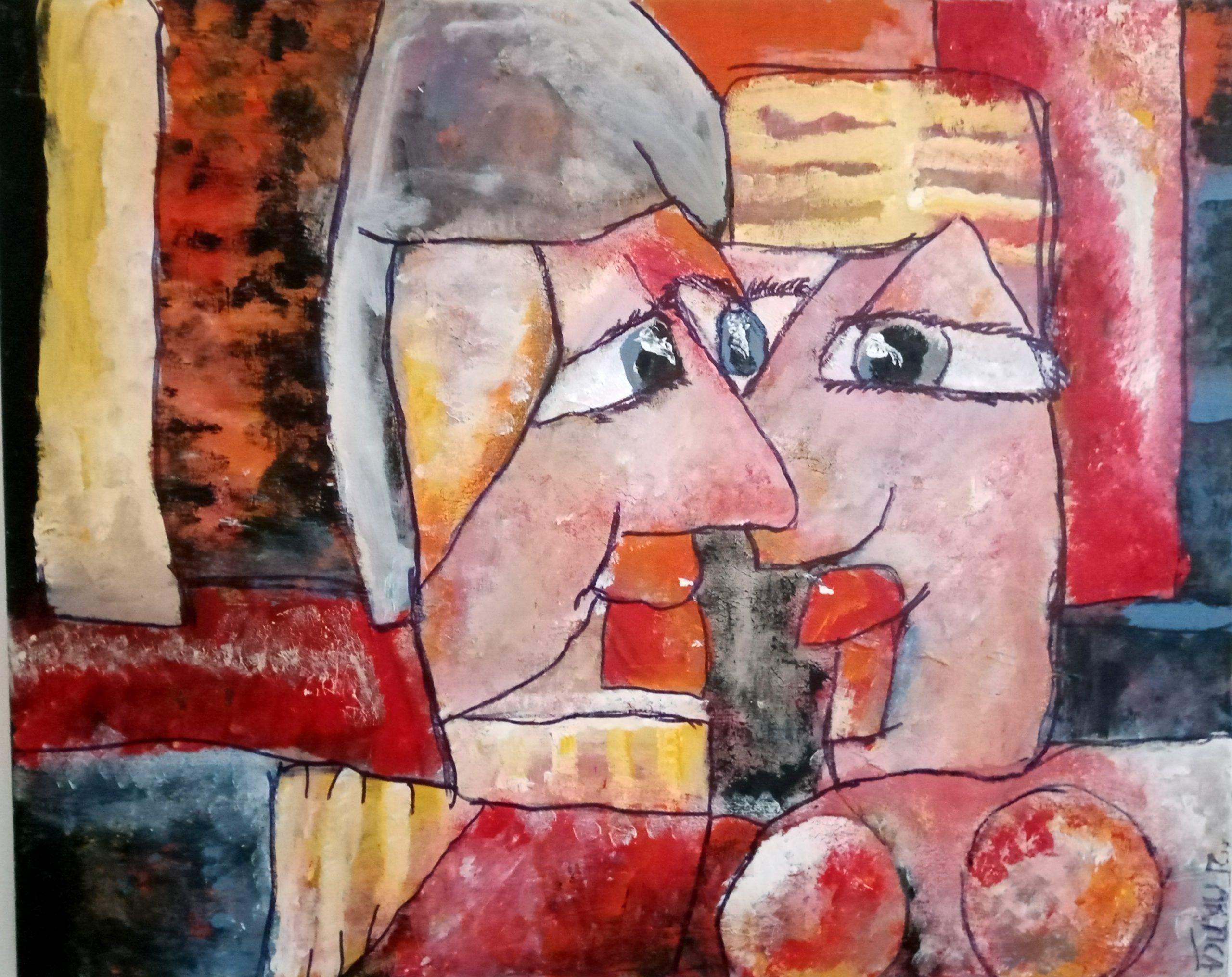 Kunst: Love van kunstenaar Carla Broeckx