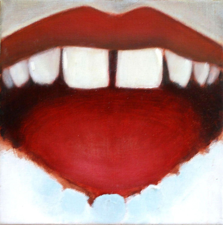 Kunst: mijn tandschrift van kunstenaar Leo Wijnhoven
