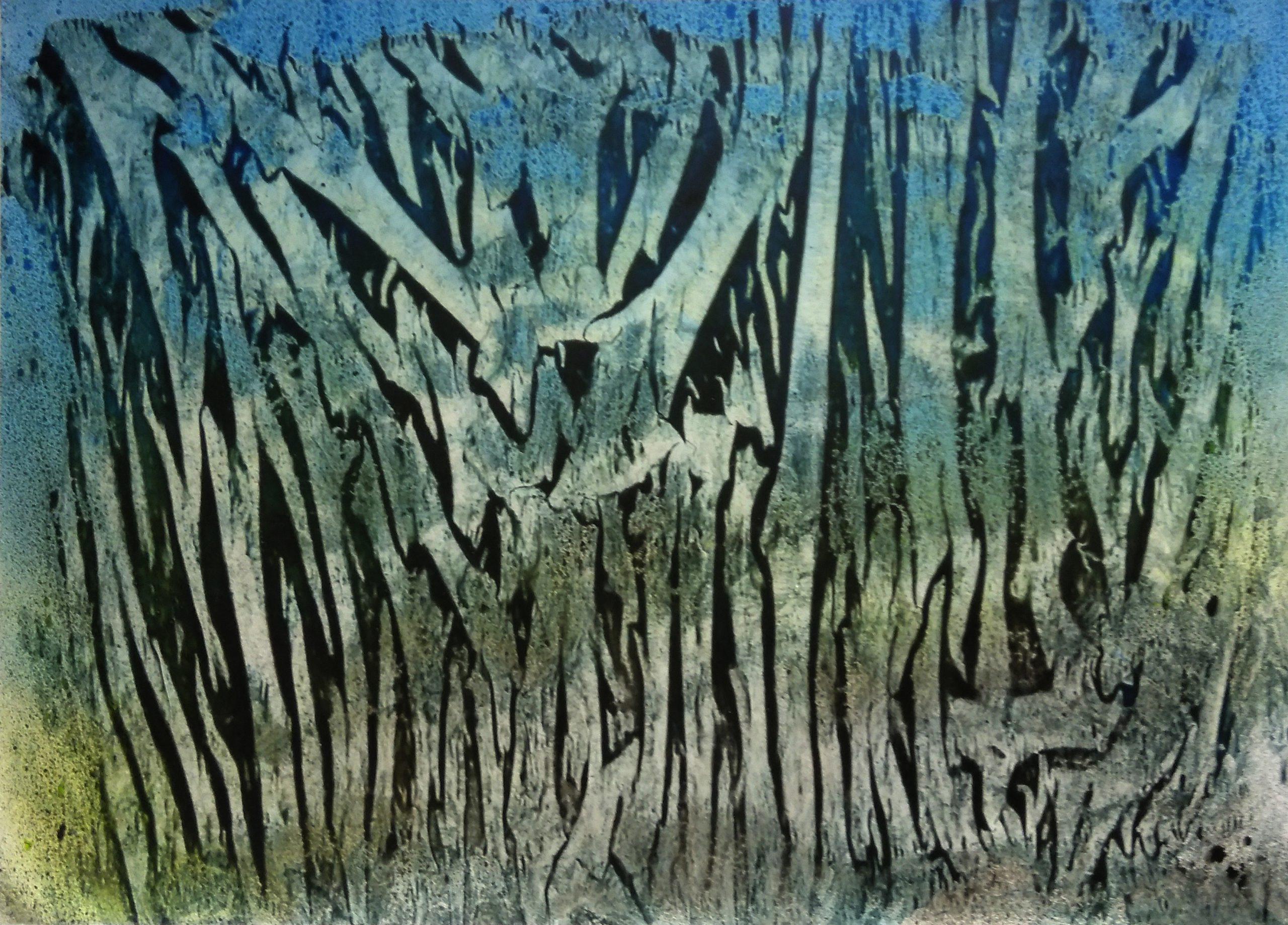 Kunst: Ongetiteld van kunstenaar Kees van der Velden