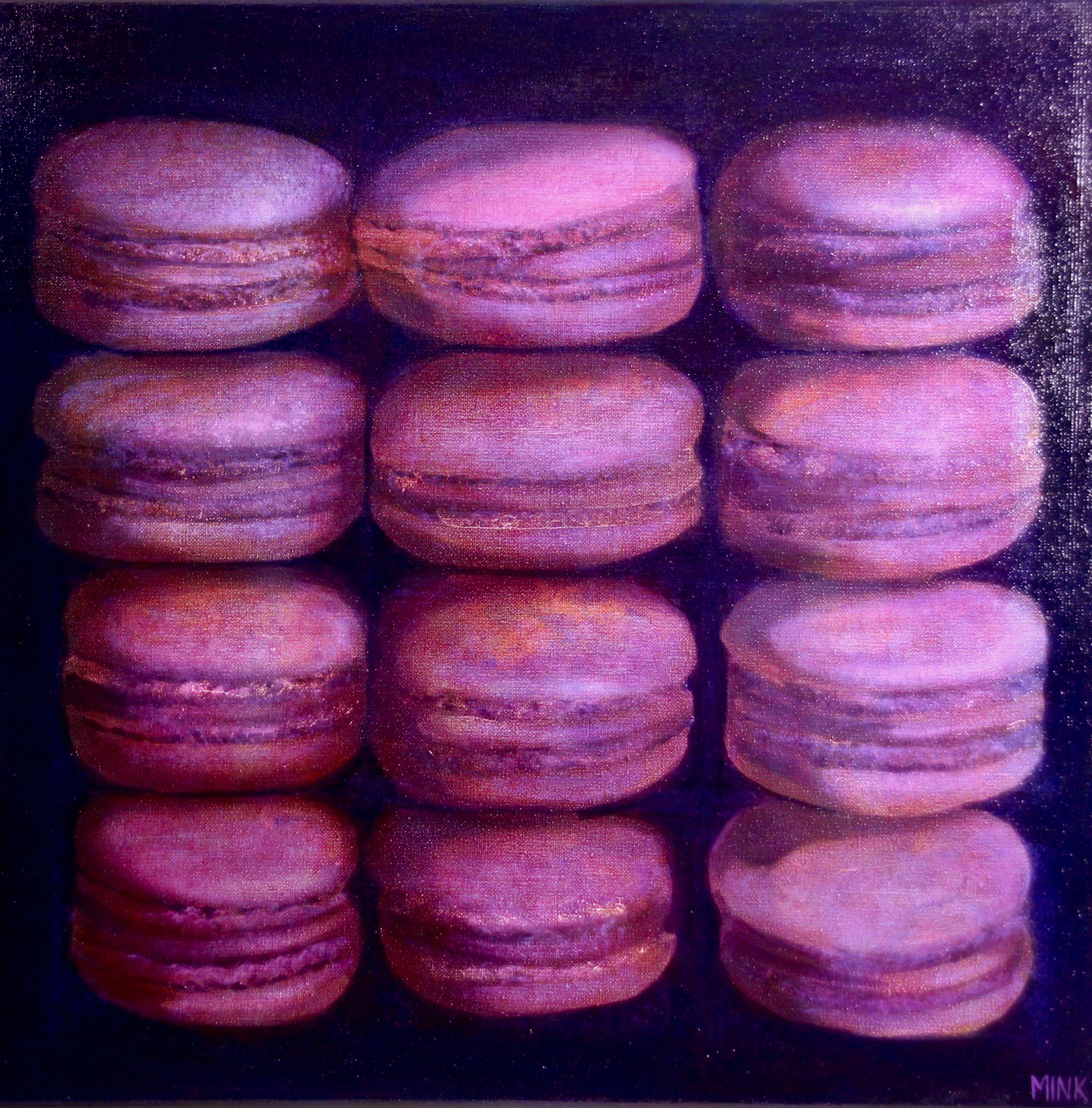 Kunst: Pantin – Macarons van kunstenaar Minke Buikema