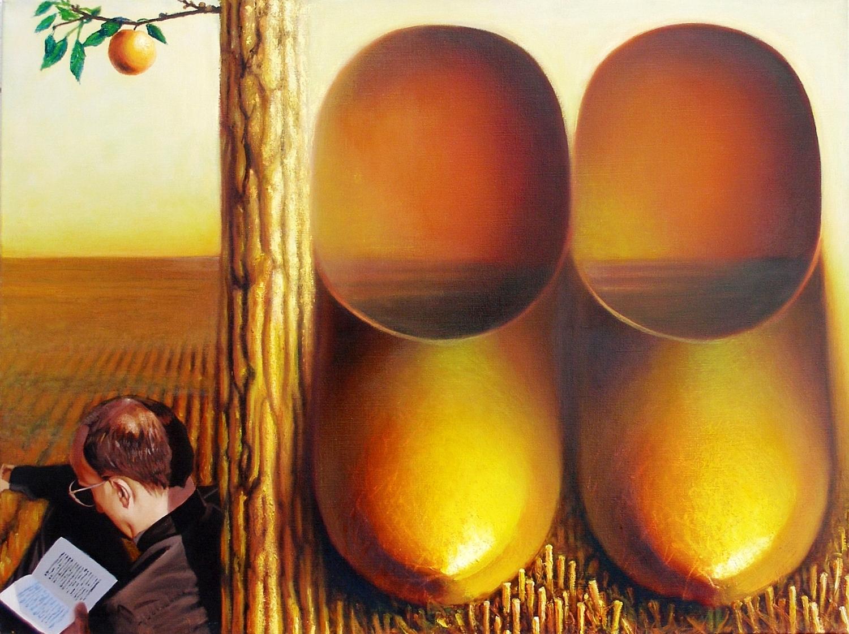 Kunst: regels van kunstenaar Leo Wijnhoven