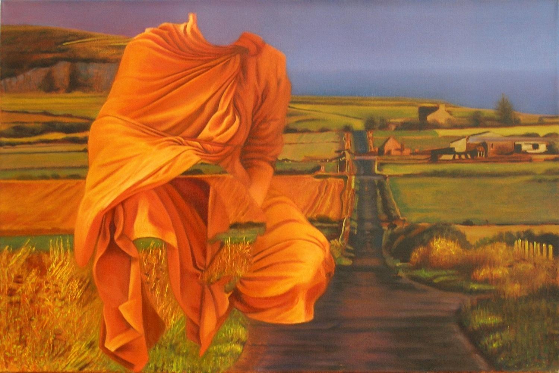 Kunst: widening the screen van kunstenaar Leo Wijnhoven