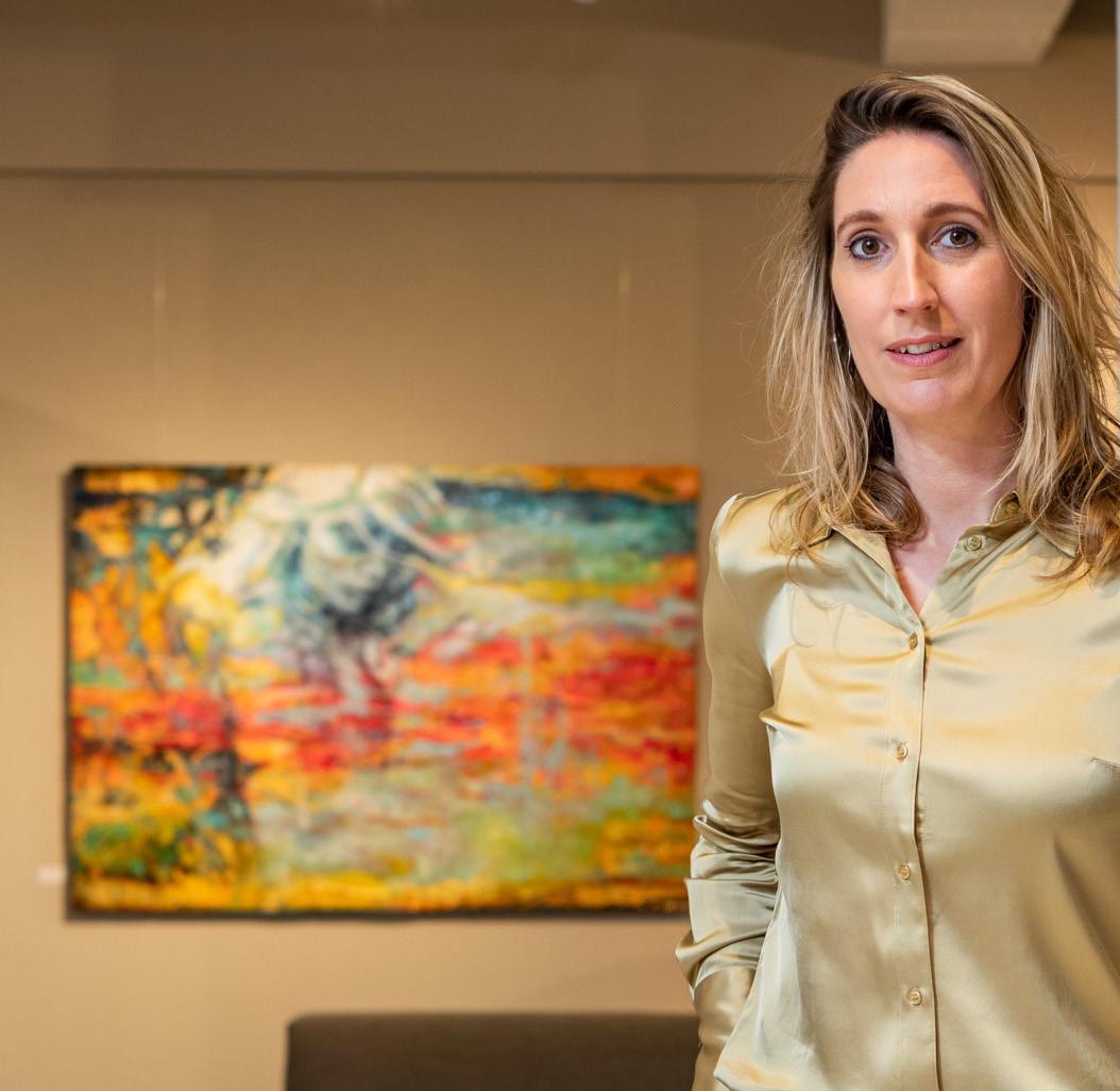 Tamara Sille afspraak maken galerie bezoeken