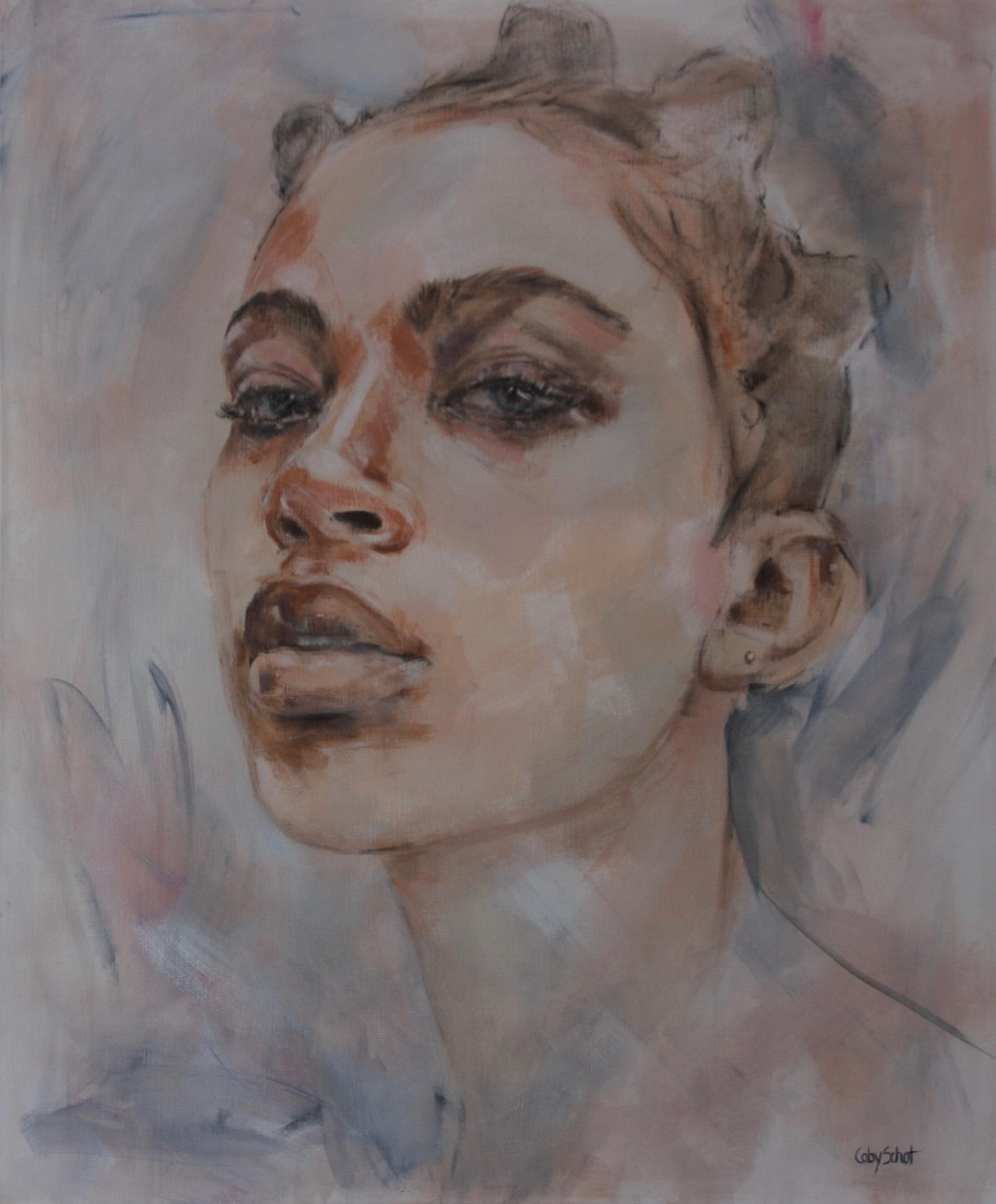 Kunst: 'Dare' van kunstenaar Coby Schot