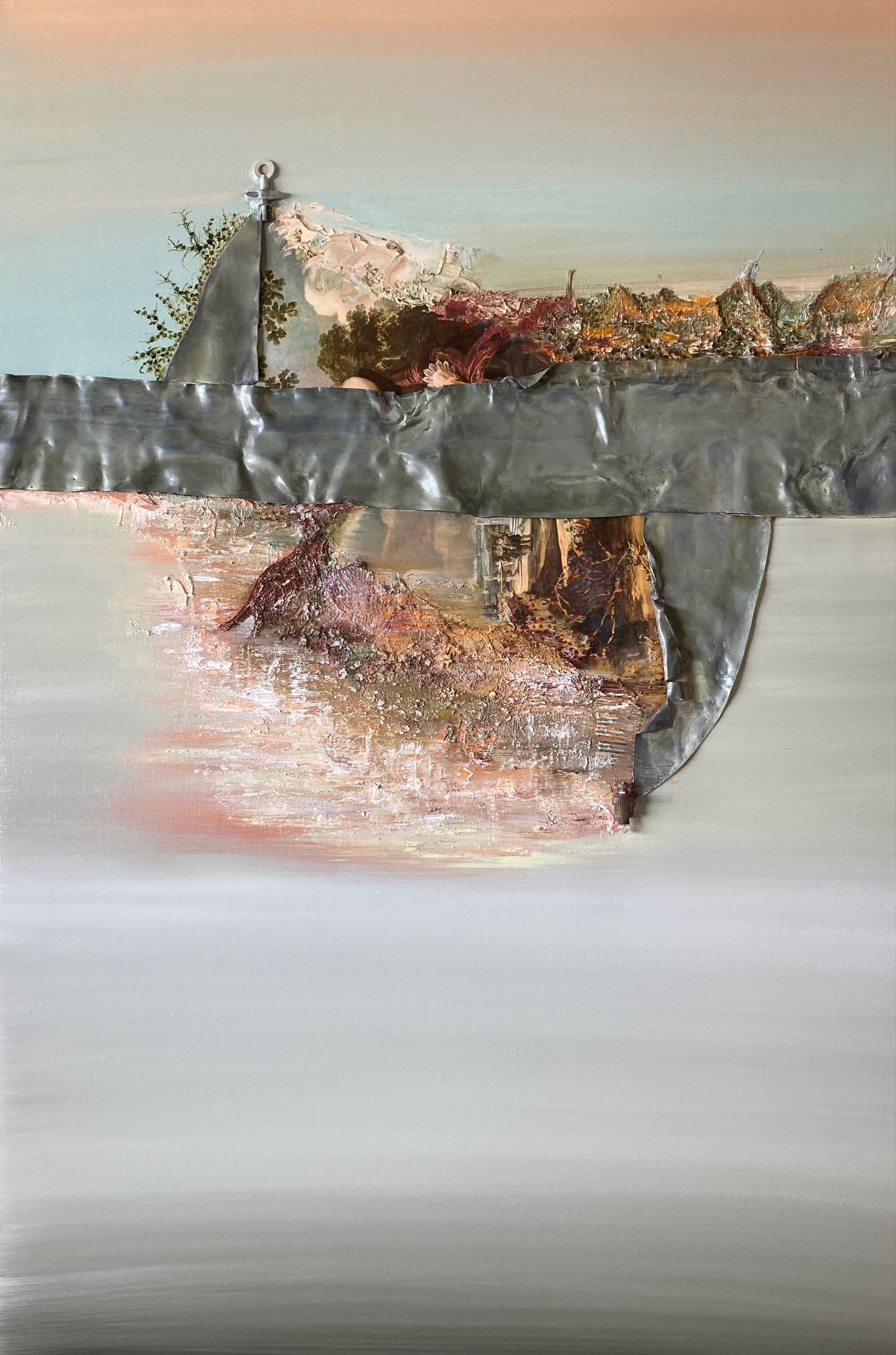 Kunst: Fragments of Frans Hals van kunstenaar Els Vegter