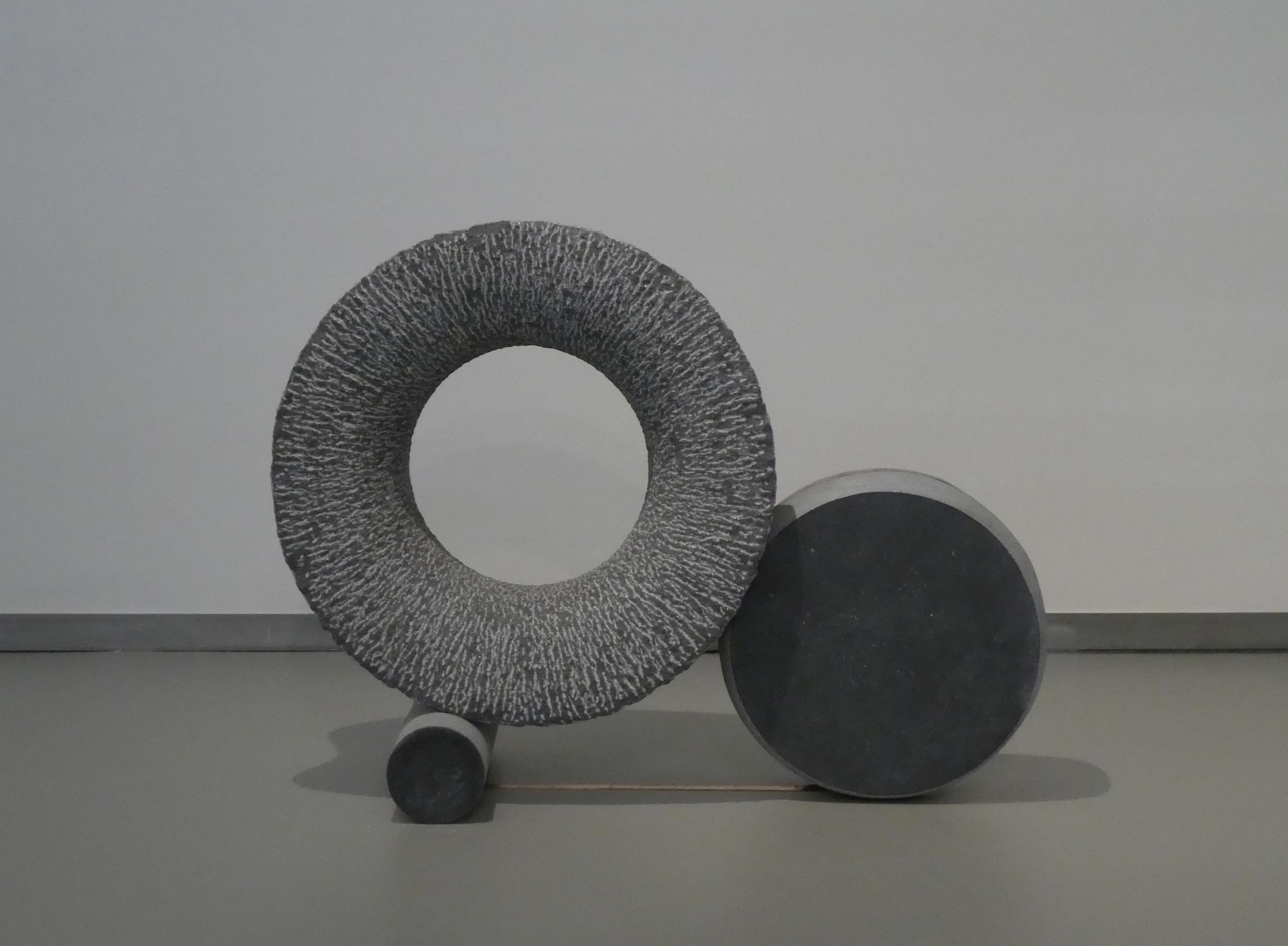 Kunst: Krachtenspel van kunstenaar Fieke de Roij