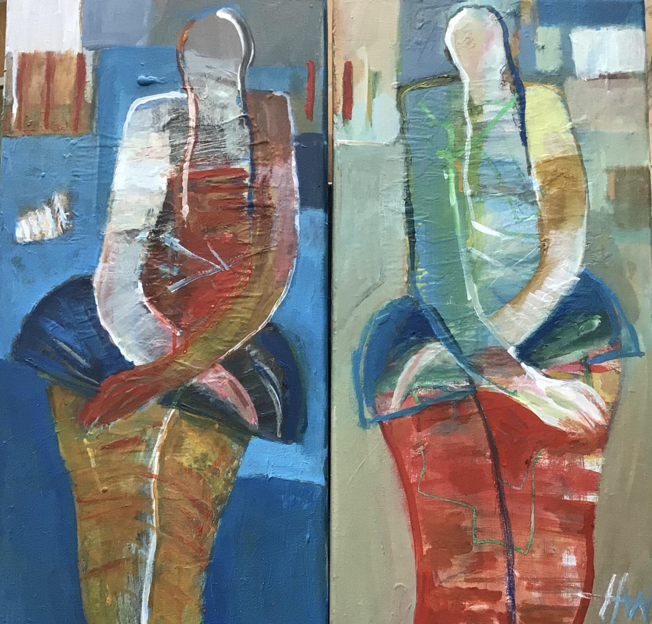 Kunst: Stilstand van kunstenaar Heleen Wilke