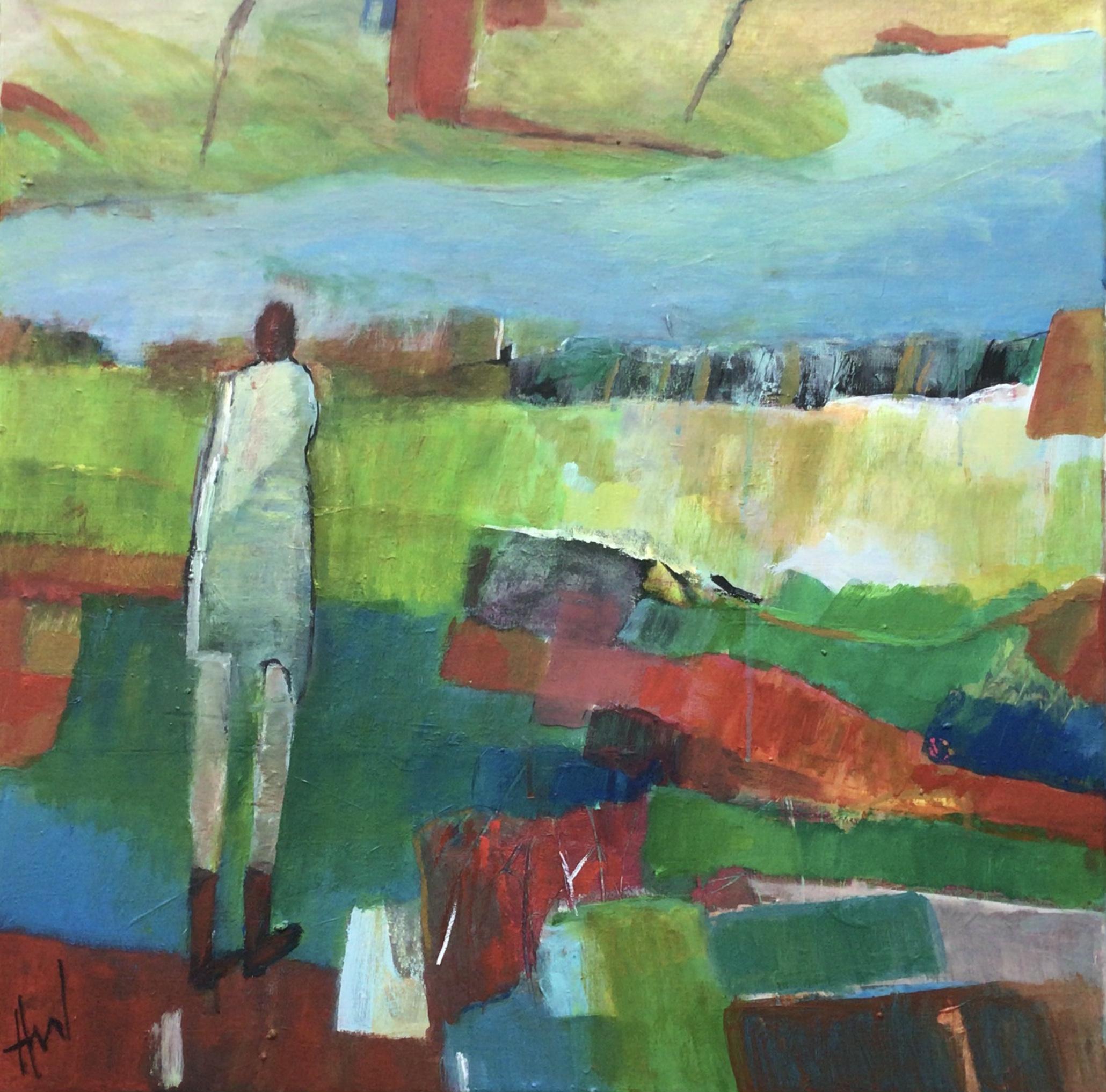 Kunst: Uitzicht van kunstenaar Heleen Wilke