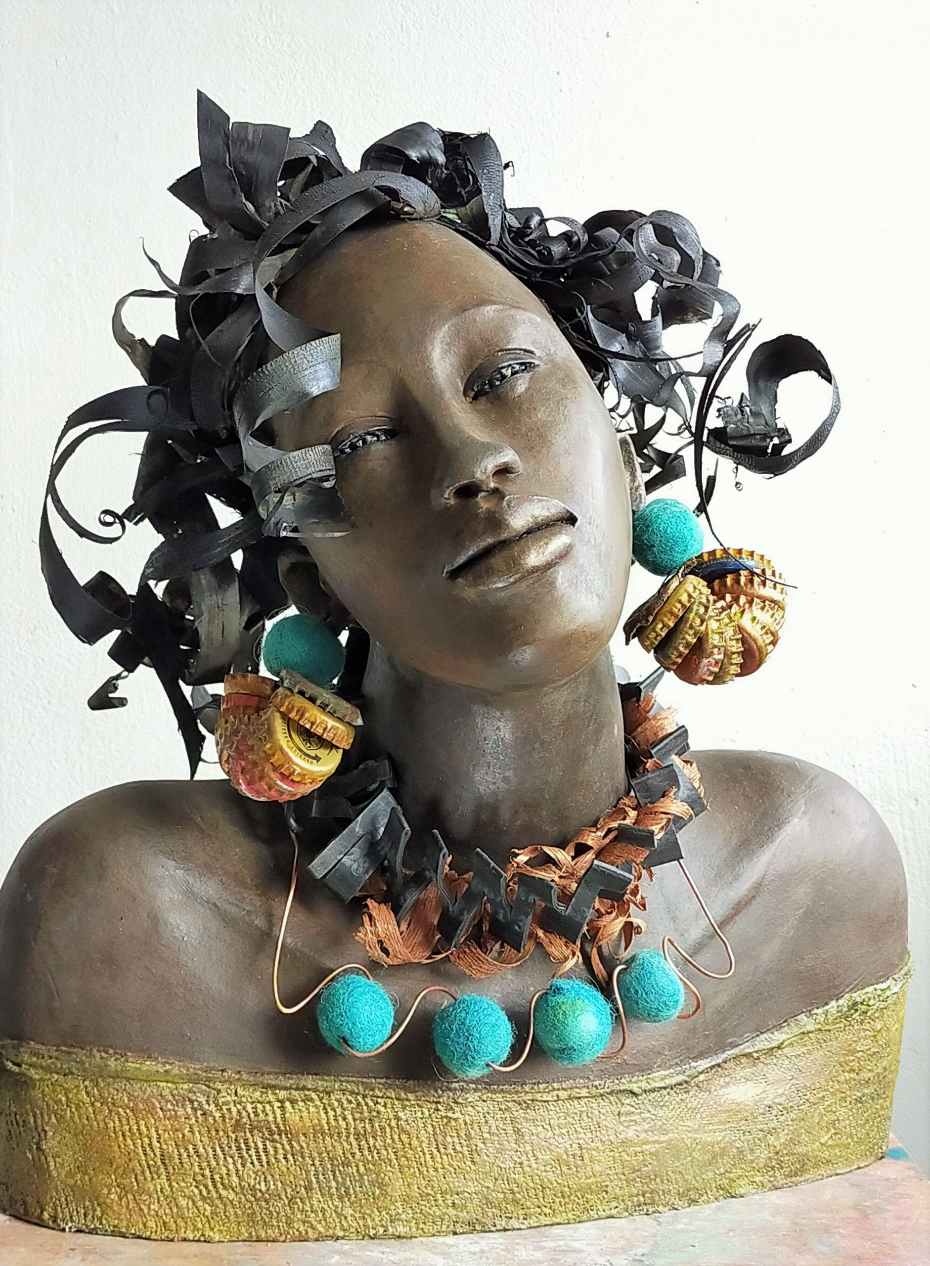 Kunst: Yipada – Turn van kunstenaar Lilian Wessels