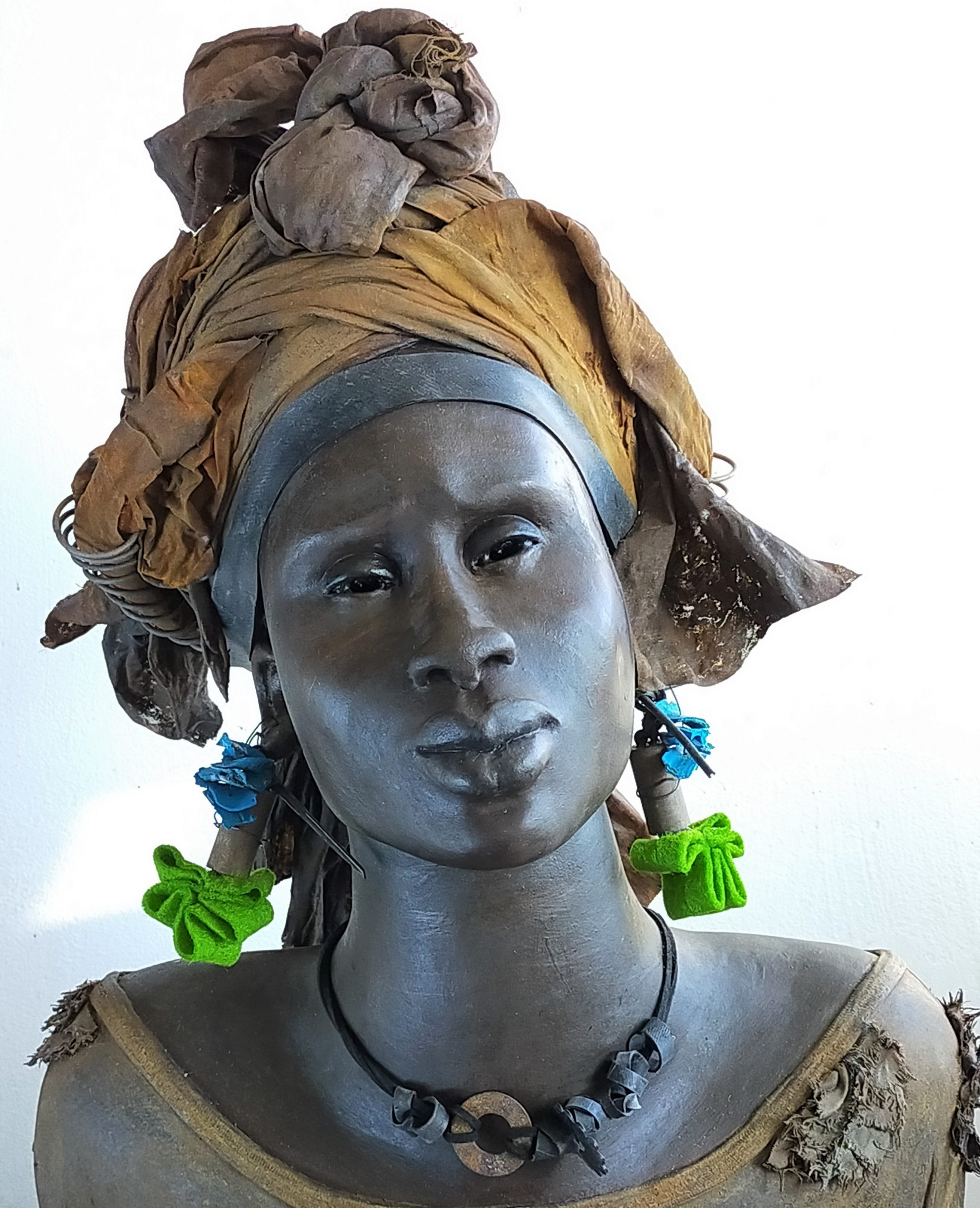 Kunst: Zuberi – Kracht van kunstenaar Lilian Wessels