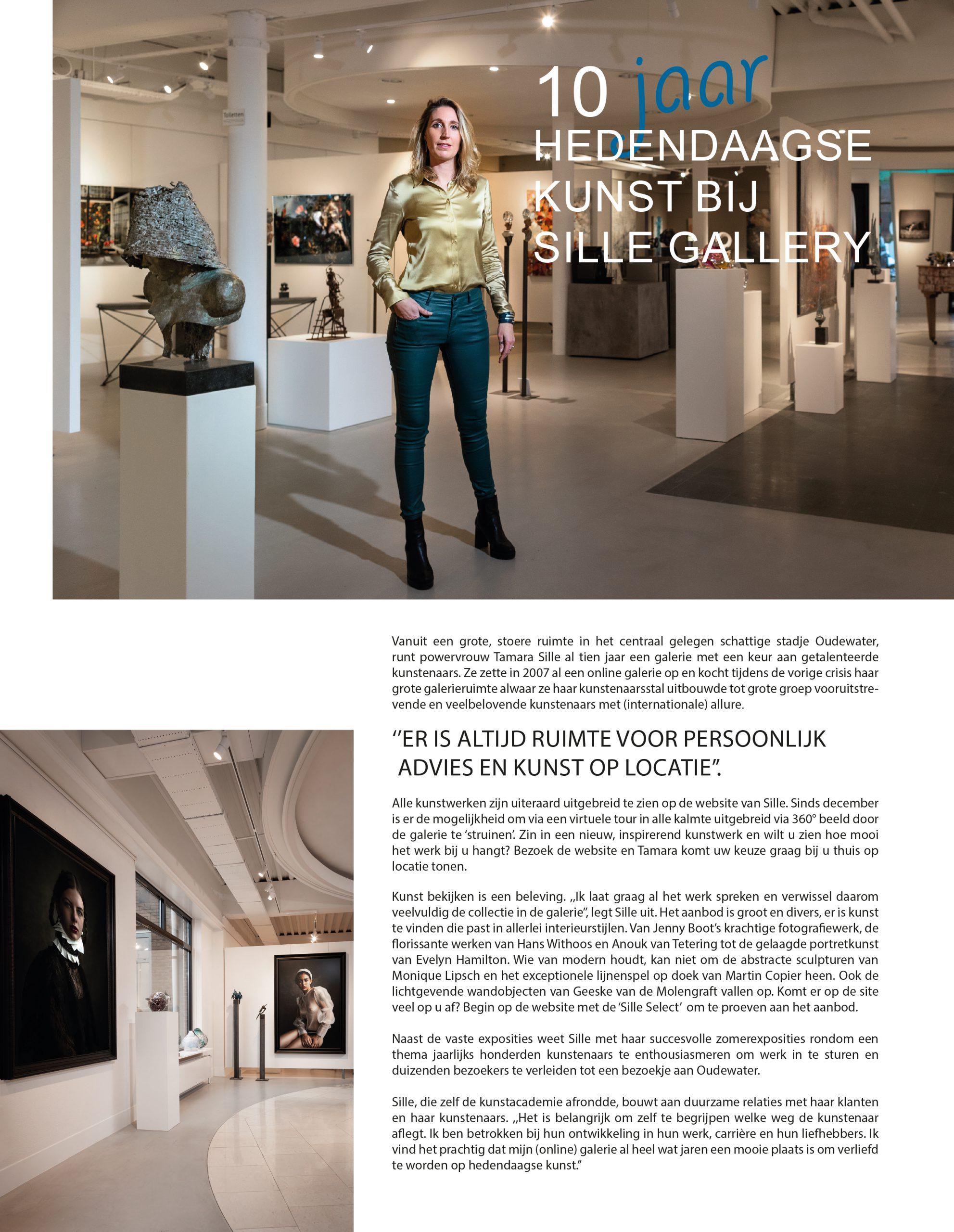 Excellent wonen magazine interieur kunst