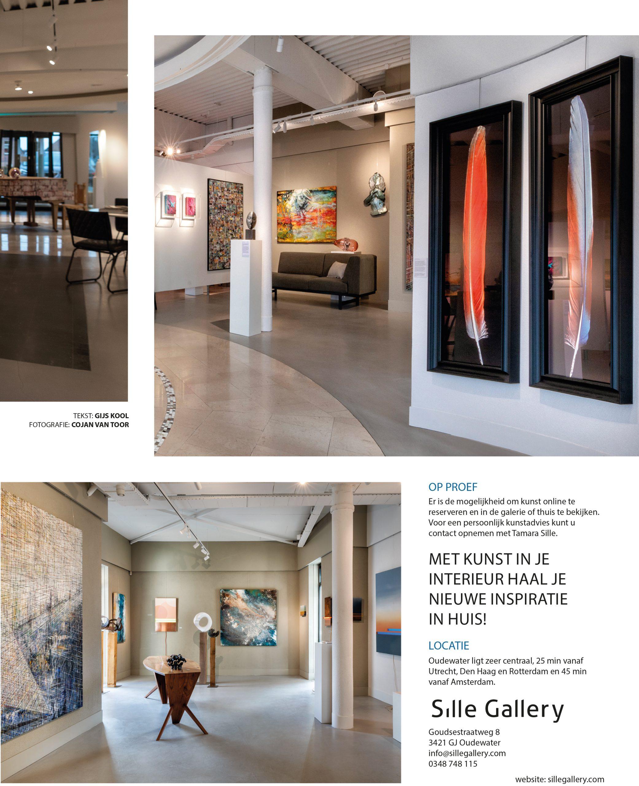 Excellent Magazine galerie interieur