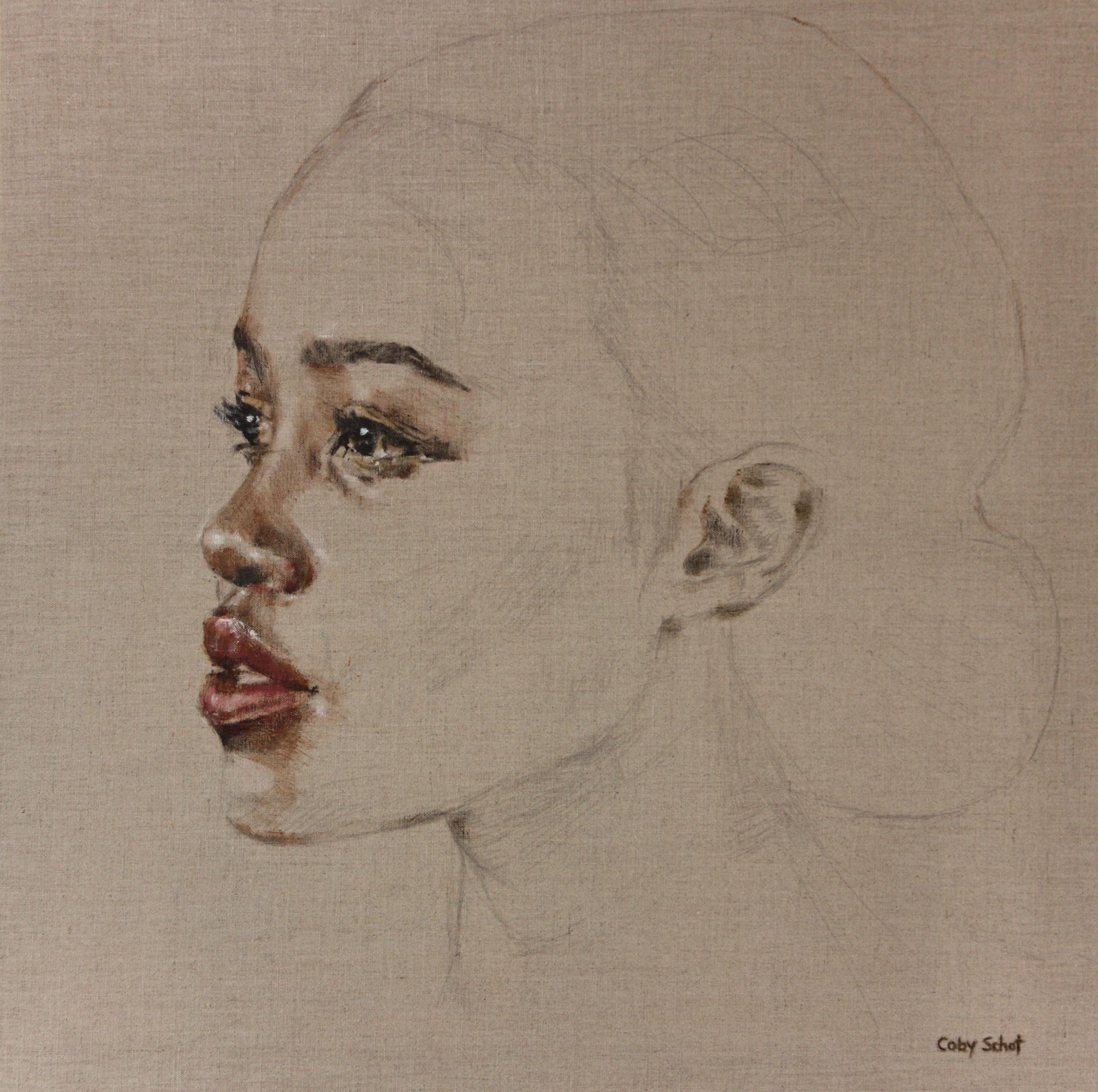 Kunst: Compassion van kunstenaar Coby Schot