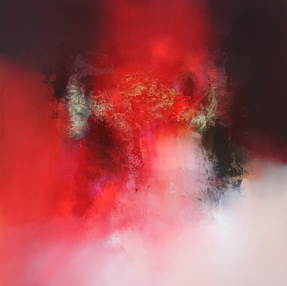 Kunst: Crimson Glory van kunstenaar Eelco Maan