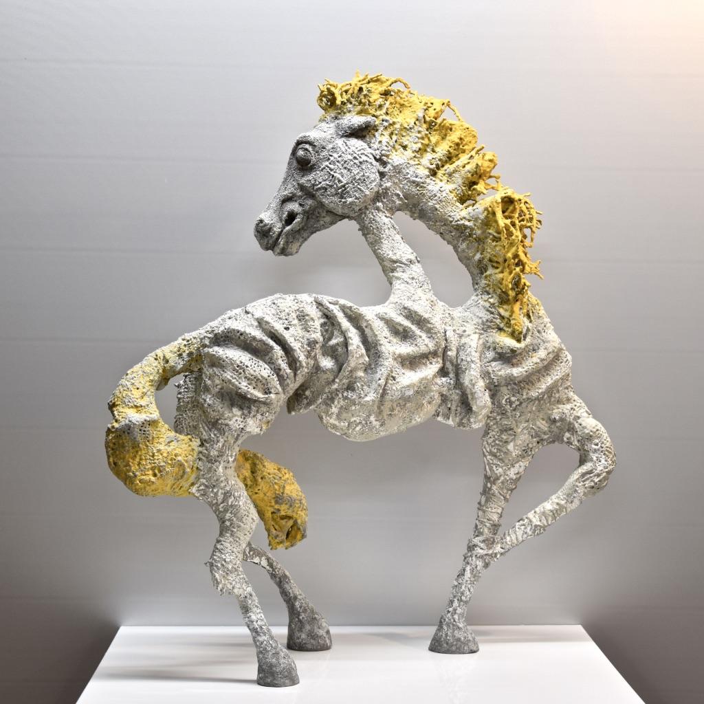Kunst: Lovely nightmare van kunstenaar Diana Joseph