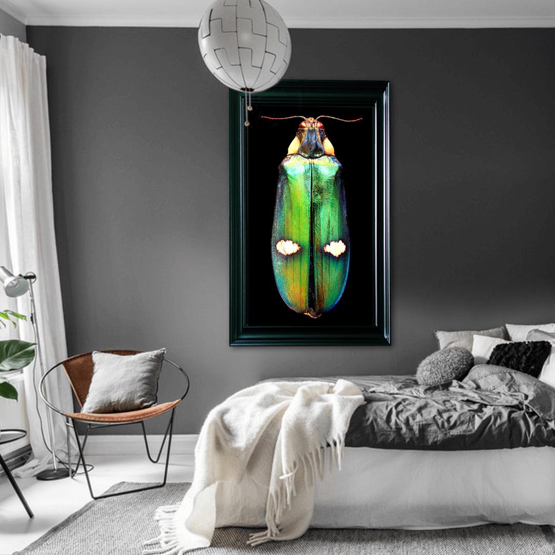 Kunst: NATURAL BEAUTY van kunstenaar Anouk van Tetering (Anoukart)