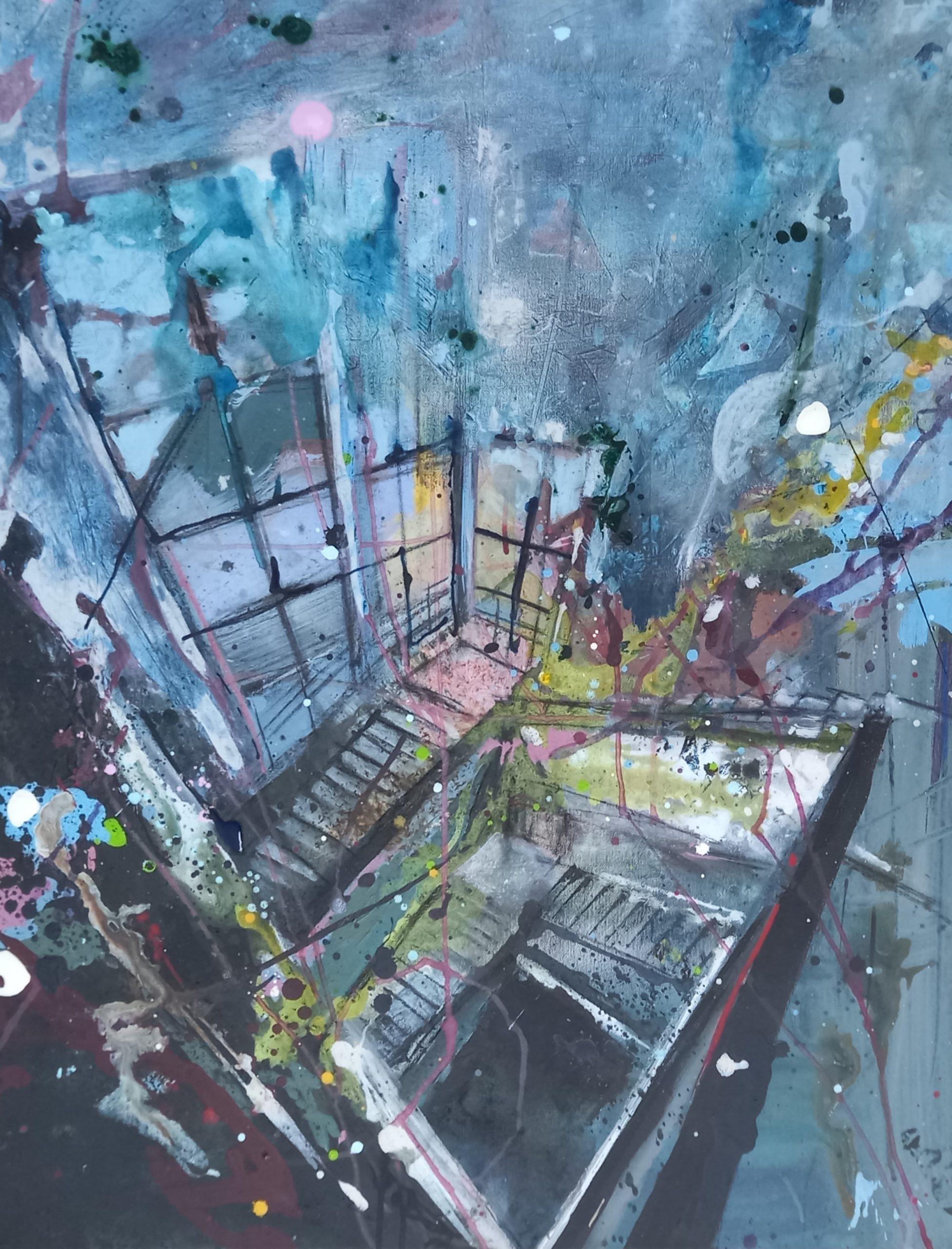 Kunst: Perspective van kunstenaar Anneke Koster