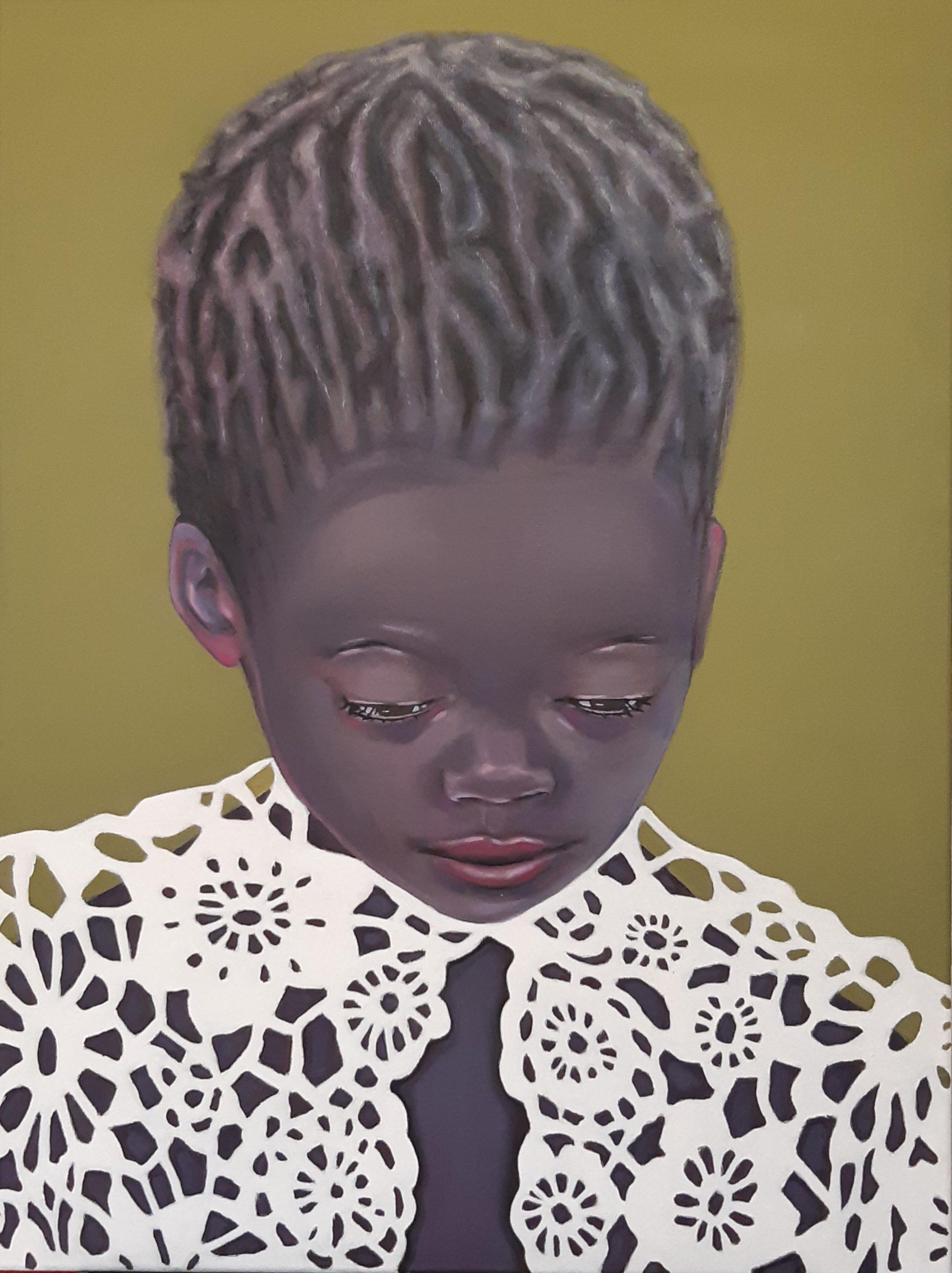 Kunst: Purity van kunstenaar Jeanette van Dun