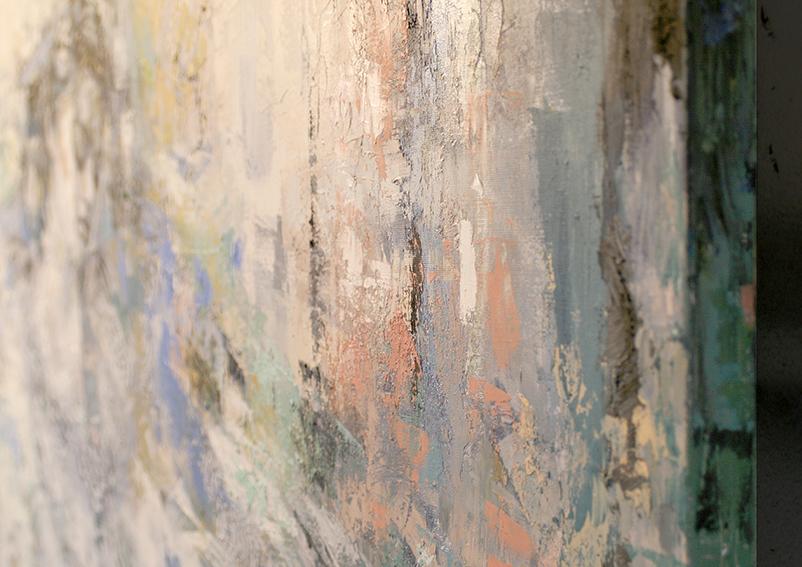 Kunst: The turn of live van kunstenaar Evelyn Hamilton