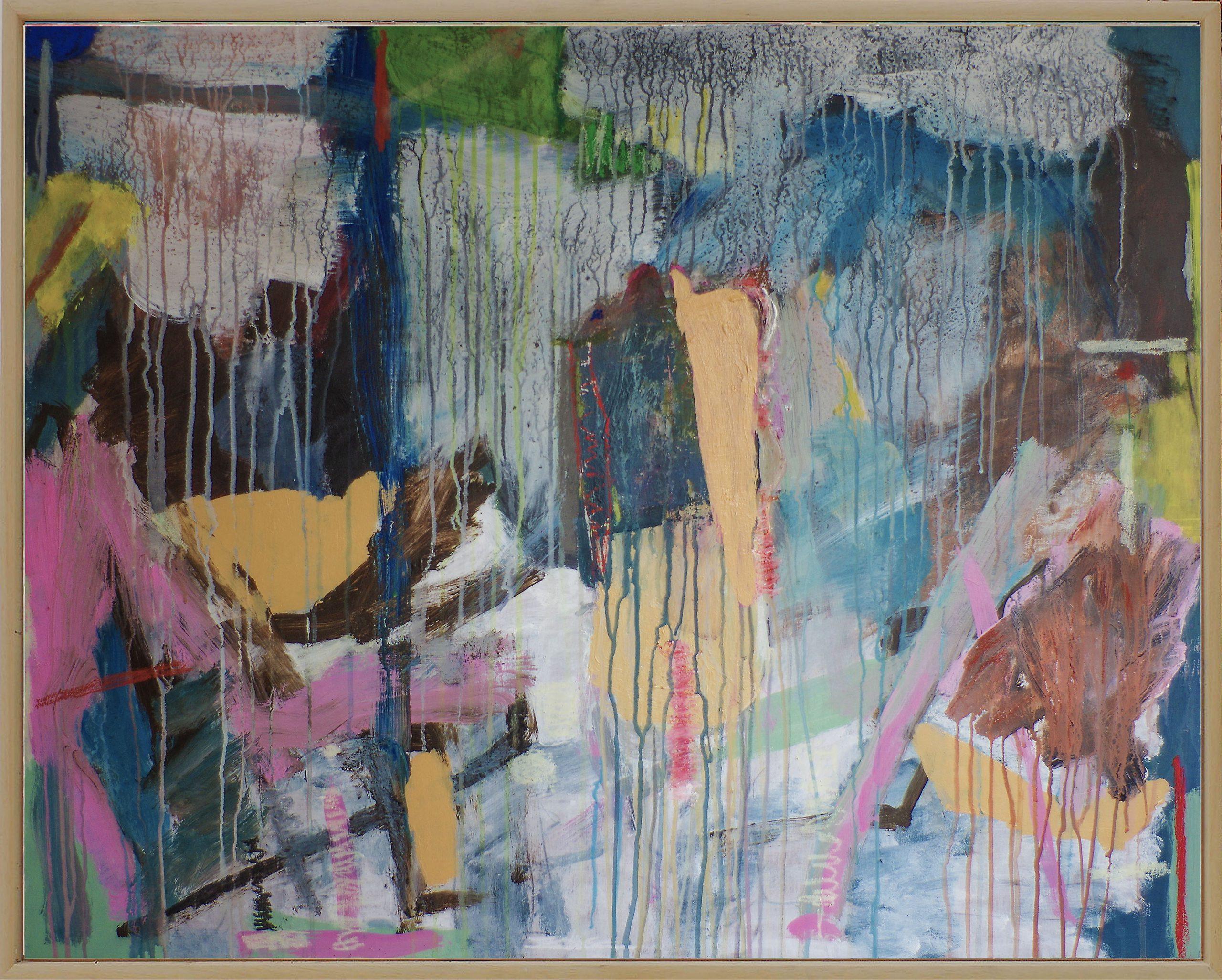 Kunst: Bevrijding van de geest van kunstenaar Geert Lemmers