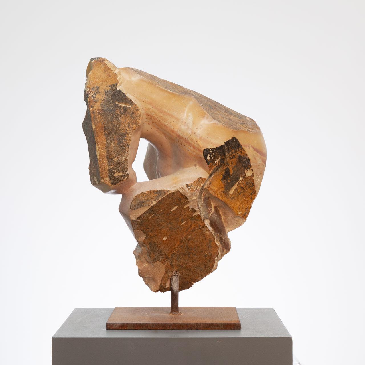Kunst: Binnen-Buiten kant van kunstenaar Hortense  de Kooter