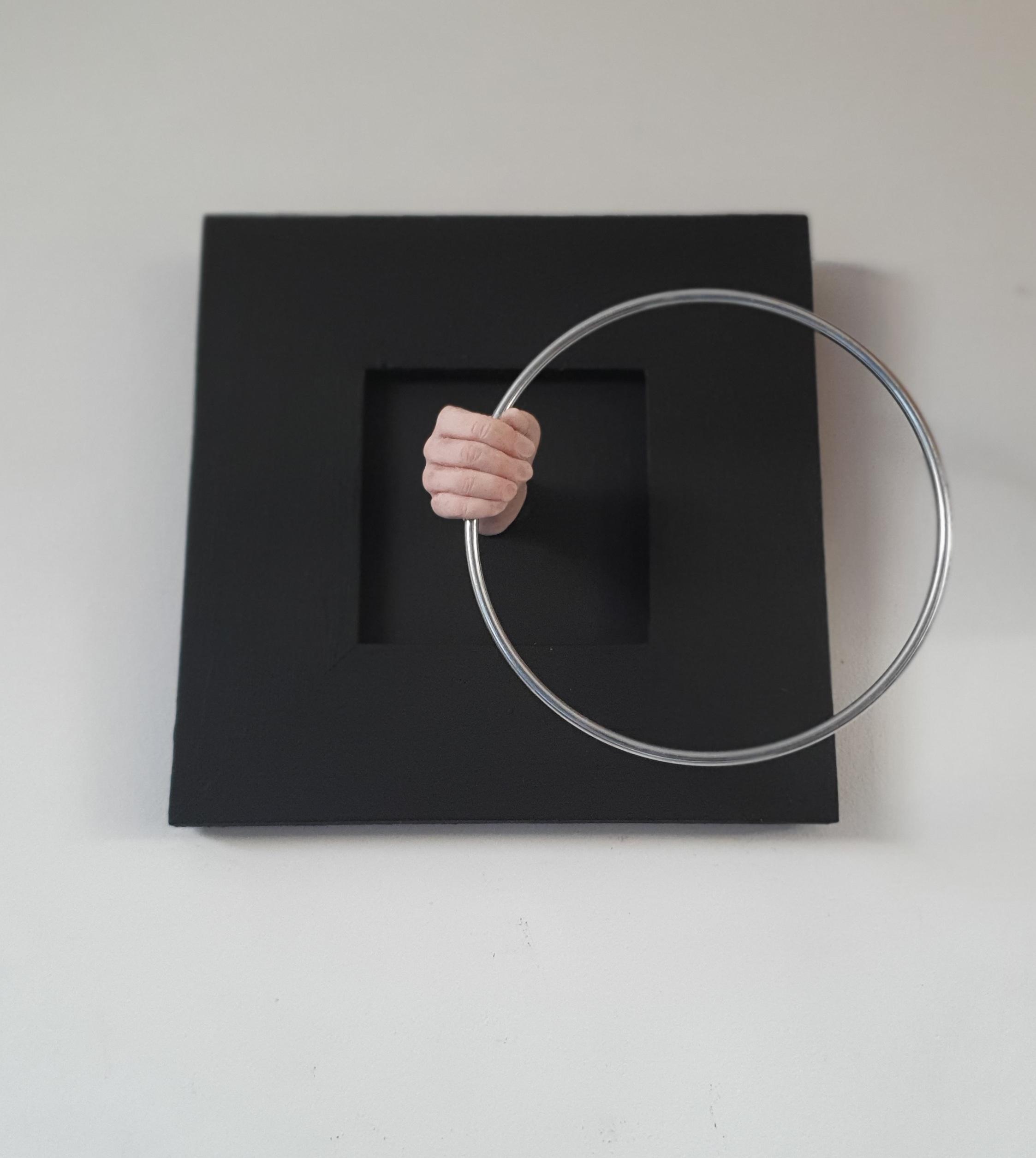 Kunst: Hoepel op van kunstenaar Saskia Hoeboer