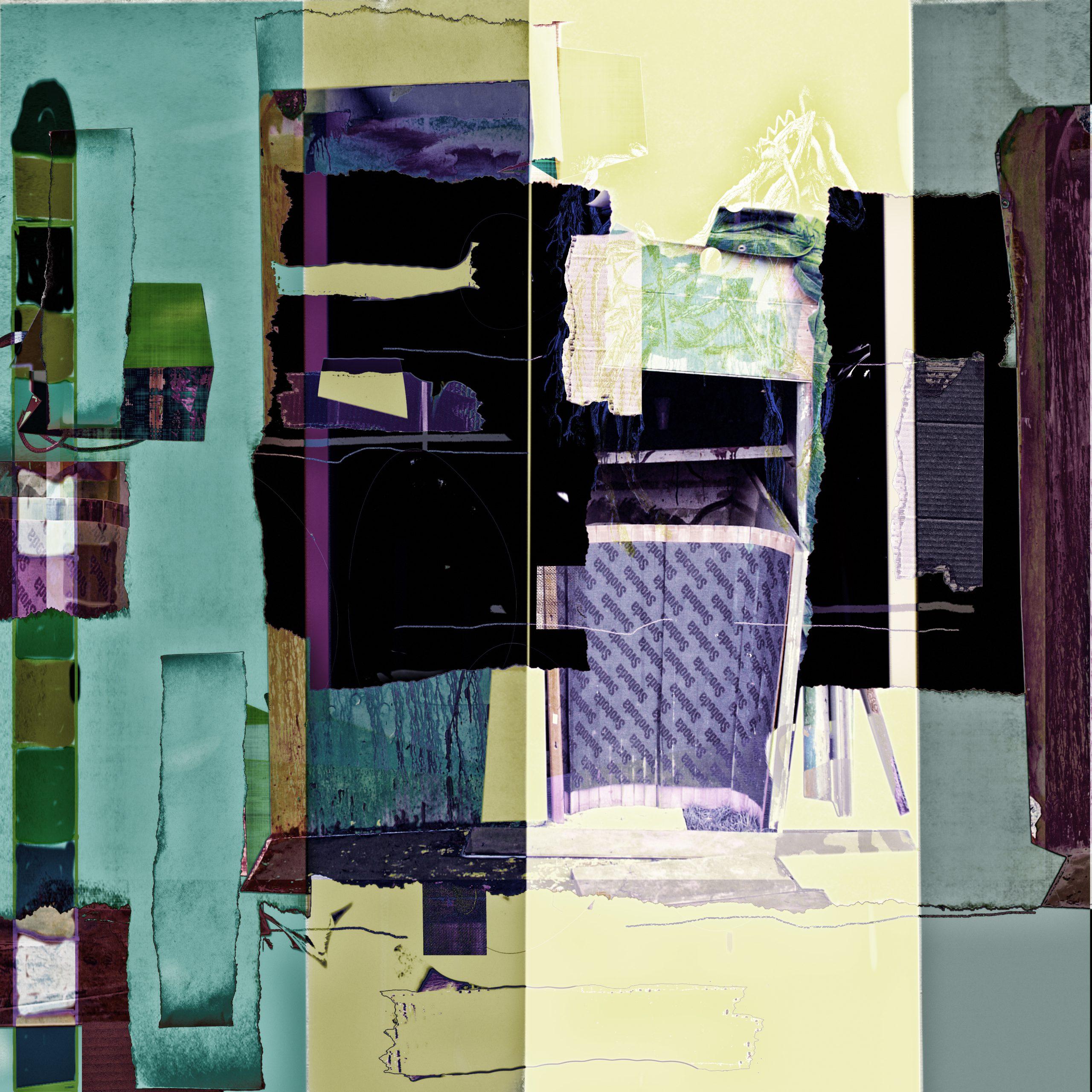 Kunst: Interior 188 Bleach van kunstenaar Geert Lemmers