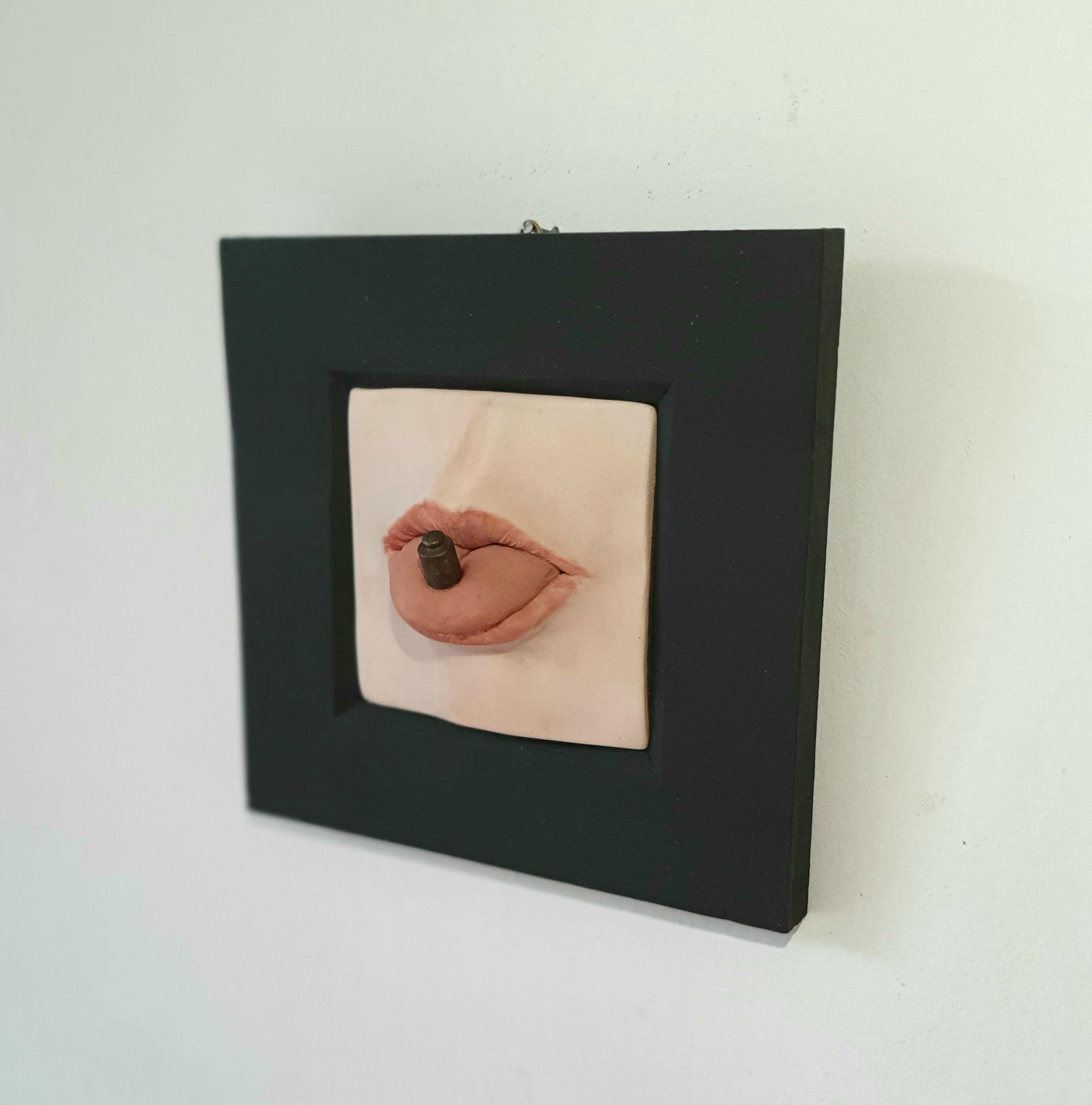 Kunst: Ook ieder klein pondje gaat door t mondje van kunstenaar Saskia Hoeboer