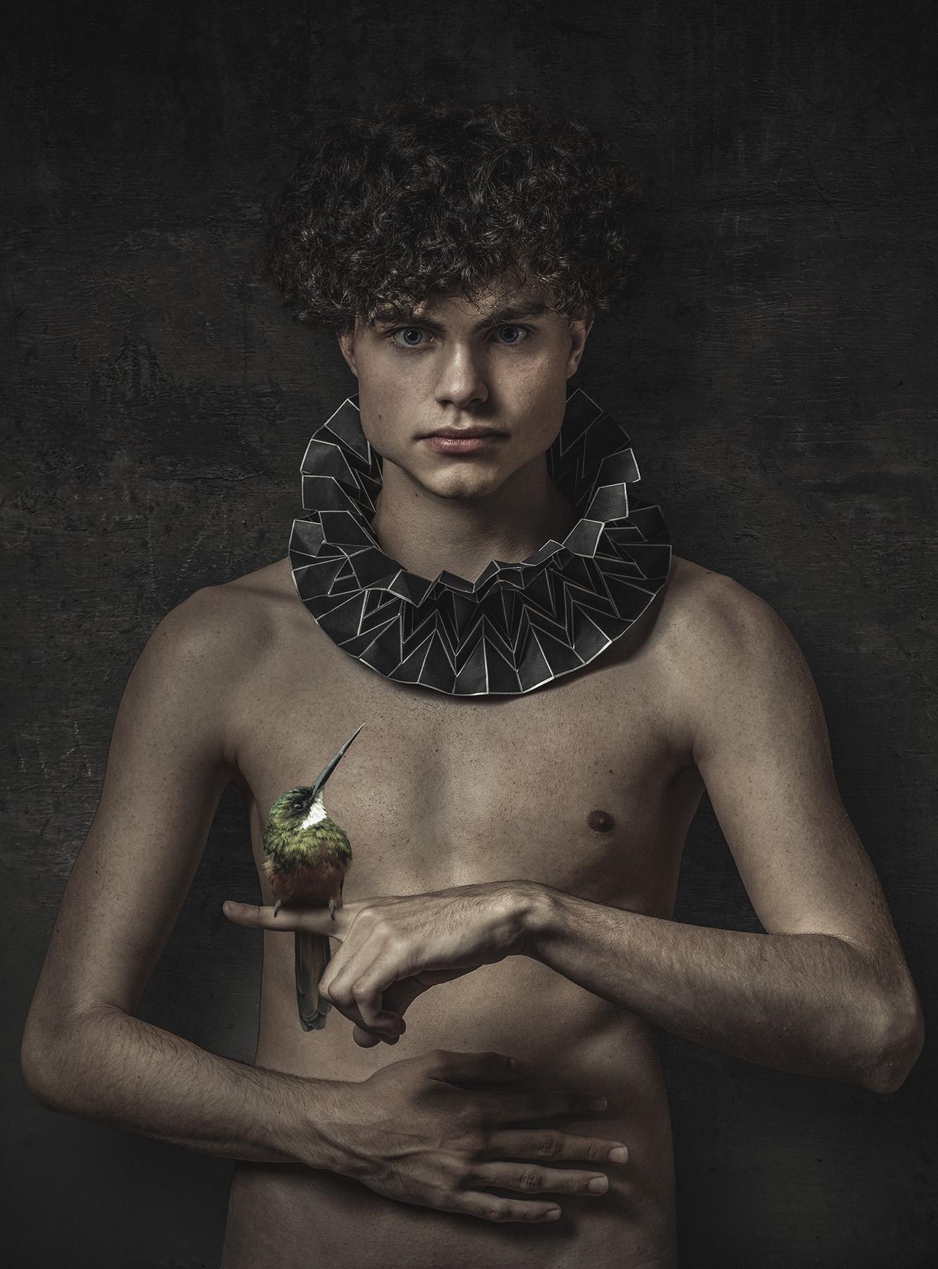 Kunst: Tamed Tenderness van kunstenaar Gert Kist