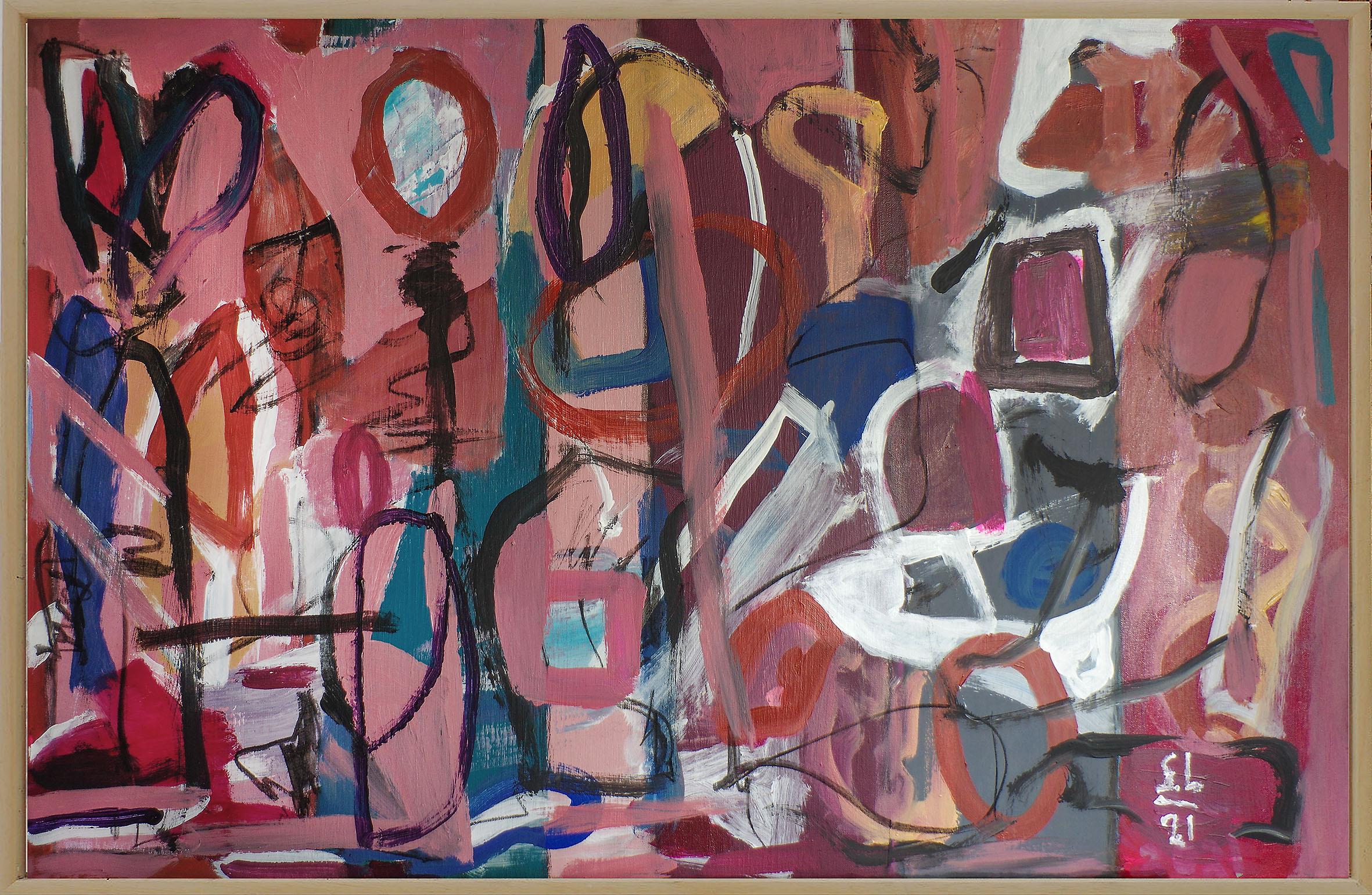 Kunst: Waste of Mind Strength Opus I van kunstenaar Geert Lemmers