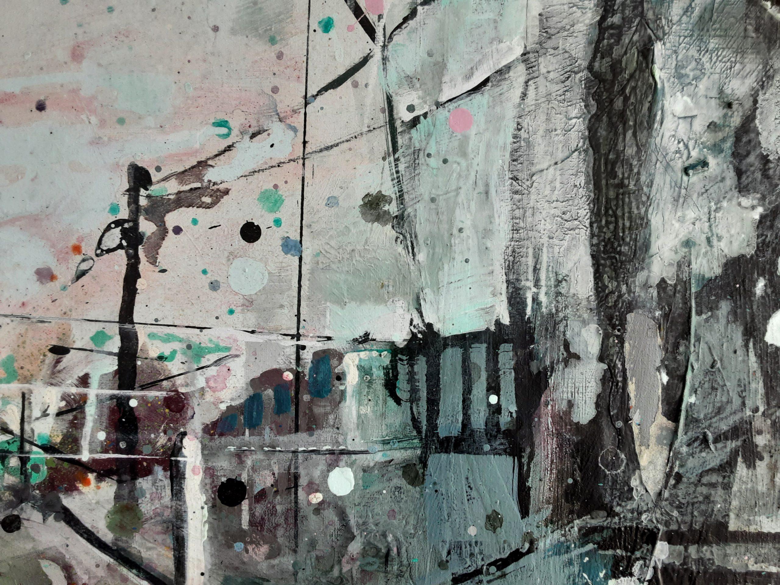 Kunst: 0 (zero) van kunstenaar Anneke Koster