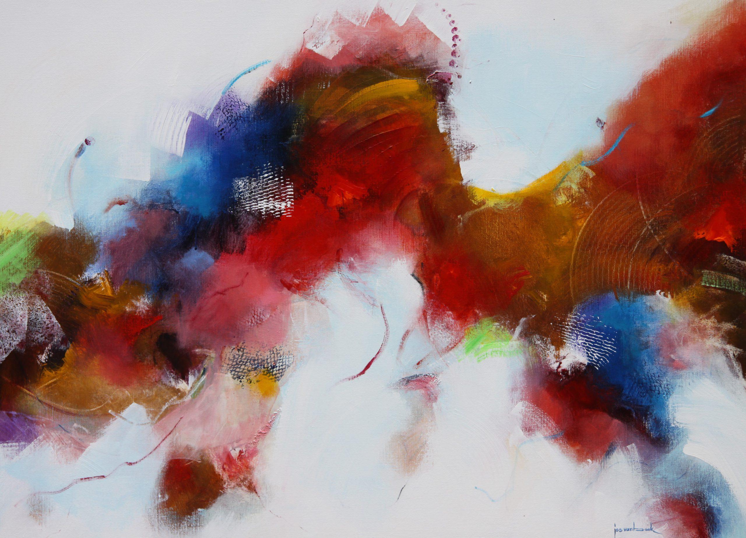 Kunst: 20-32 Zwoel van kunstenaar Jos van Beek