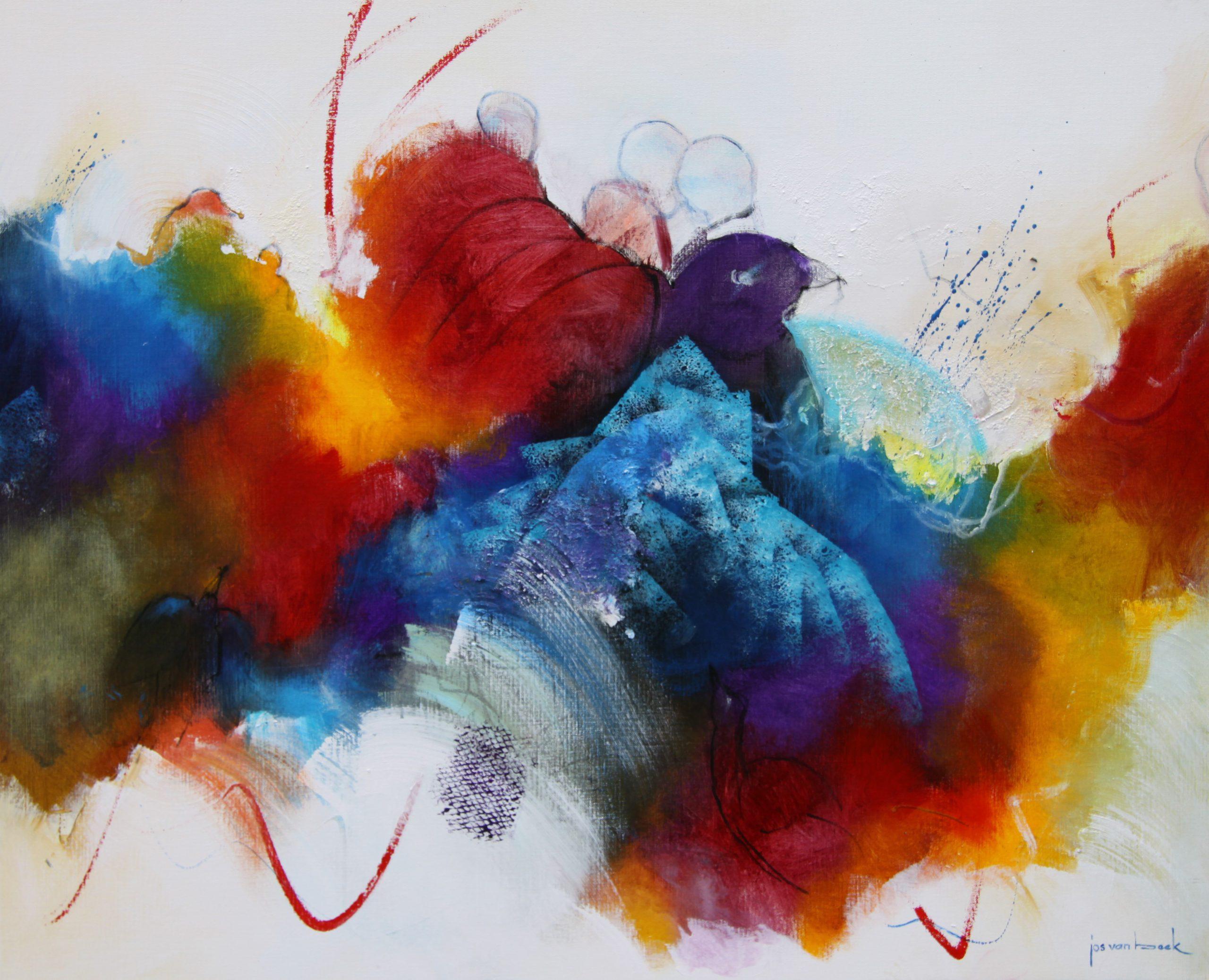 Kunst: 2107 van kunstenaar Jos van Beek