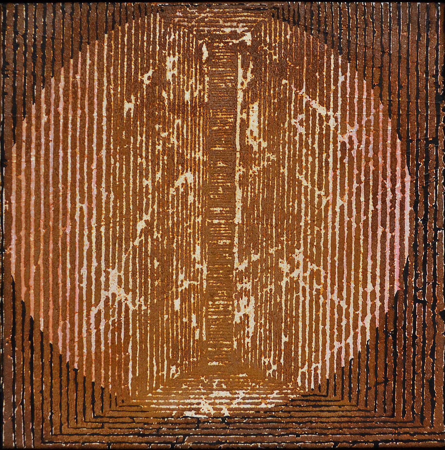 Kunst: A 2021 13 van kunstenaar Martin Copier