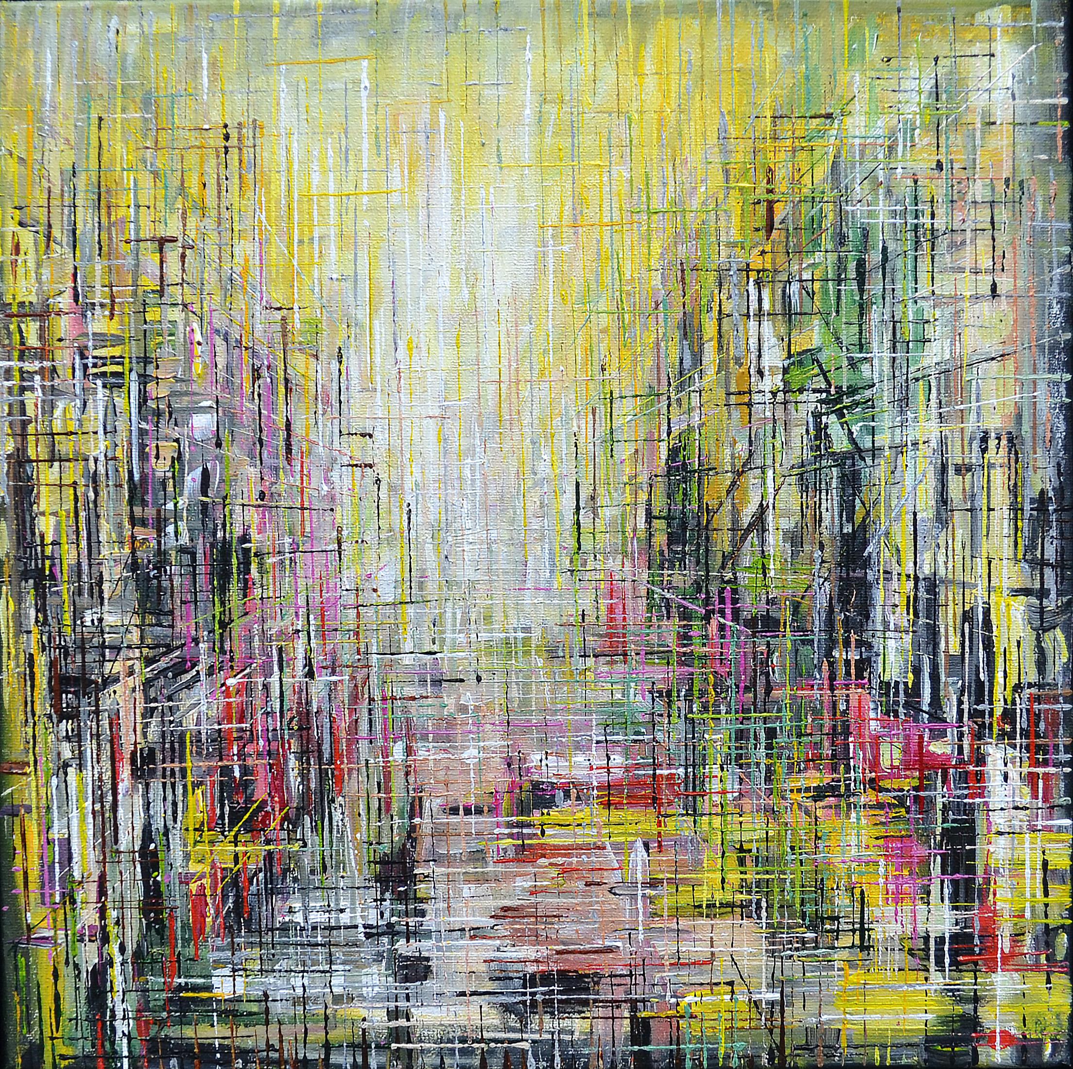 Kunst: A 2021 2 van kunstenaar Martin Copier