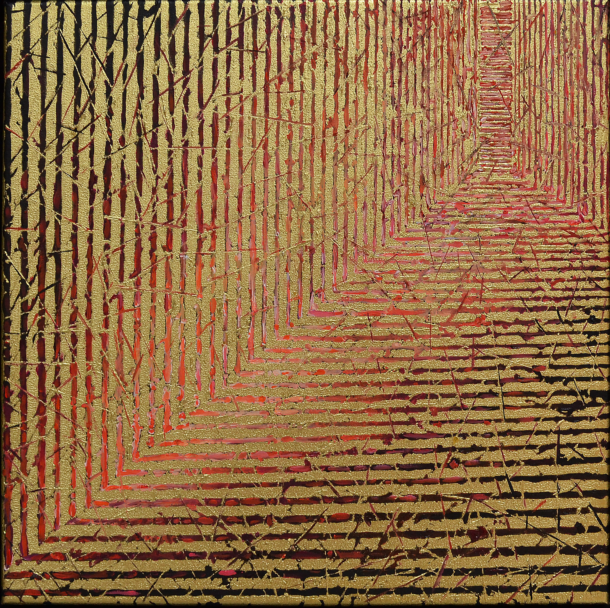 Kunst: A 2021 26 van kunstenaar Martin Copier