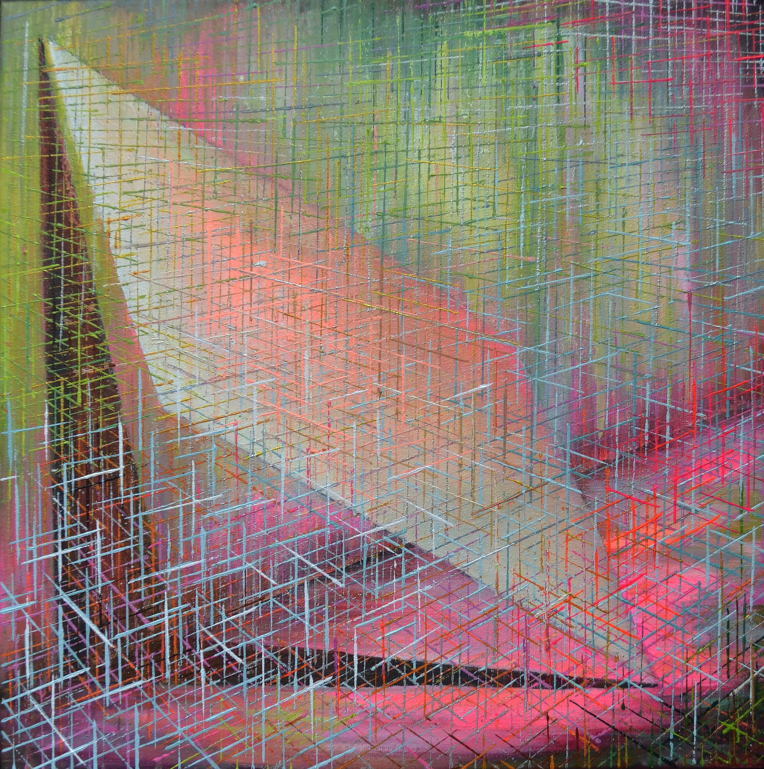 Kunst: A 2021 93 van kunstenaar Martin Copier