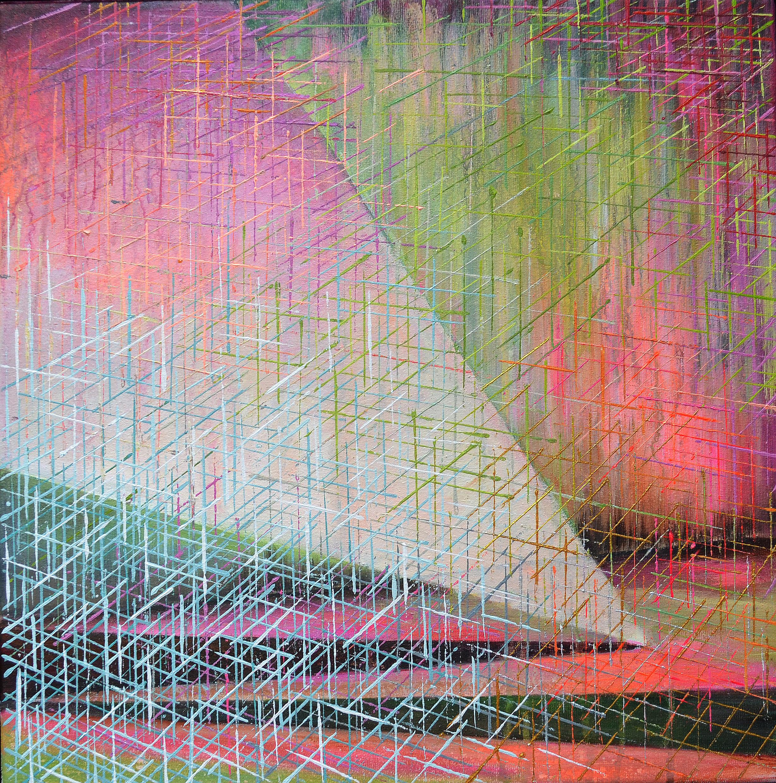 Kunst: A 2021 94 van kunstenaar Martin Copier